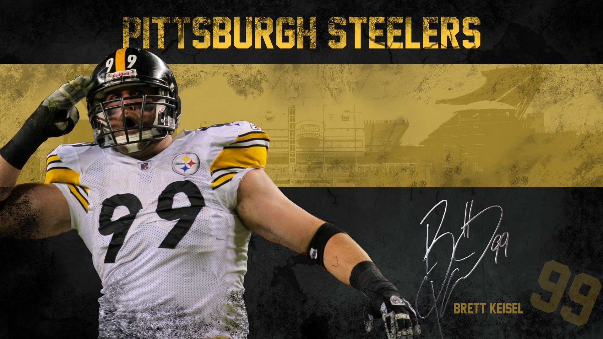 Res: 1920x1080, Steelers ...