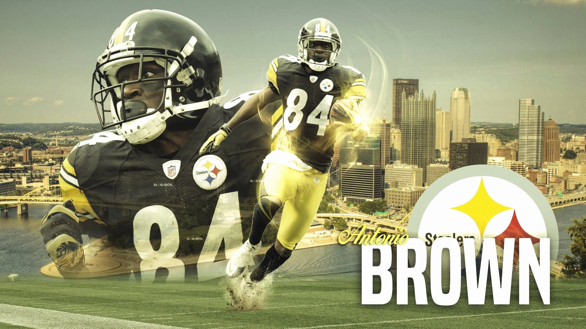 Res: 1920x1080, Pittsburgh Steelers Wallpaper HD 39 - 1920 X 1080