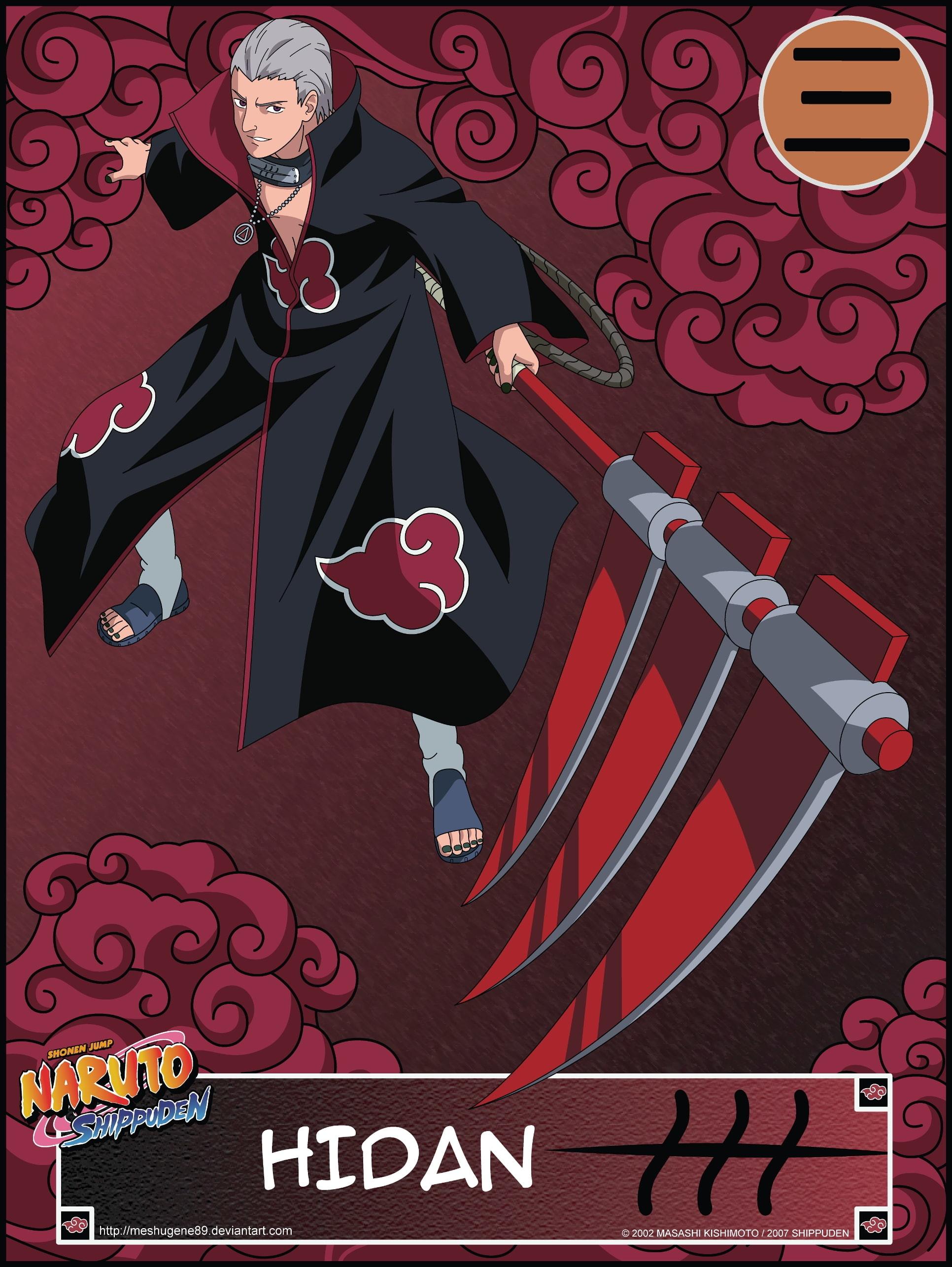 Res: 1932x2572, naruto shippuden akatsuki hidan  Anime Naruto HD Art