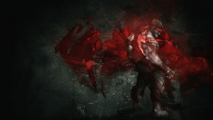 Evil Ryu wallpapers