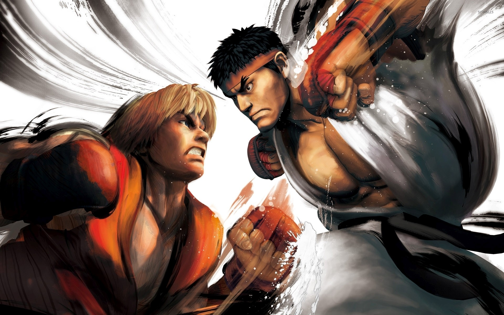 Res: 1920x1200, Ryu - Street Fighter wallpaper