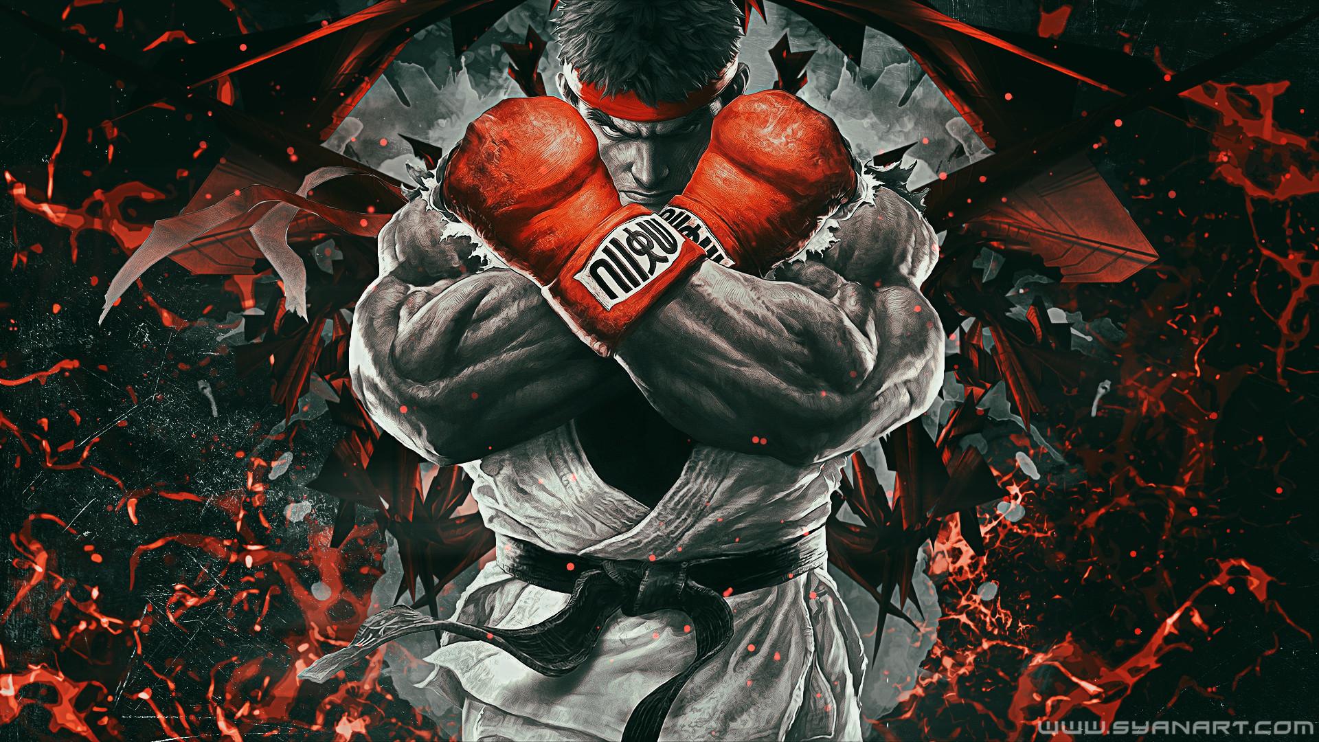 Res: 1920x1080, Ryu ...