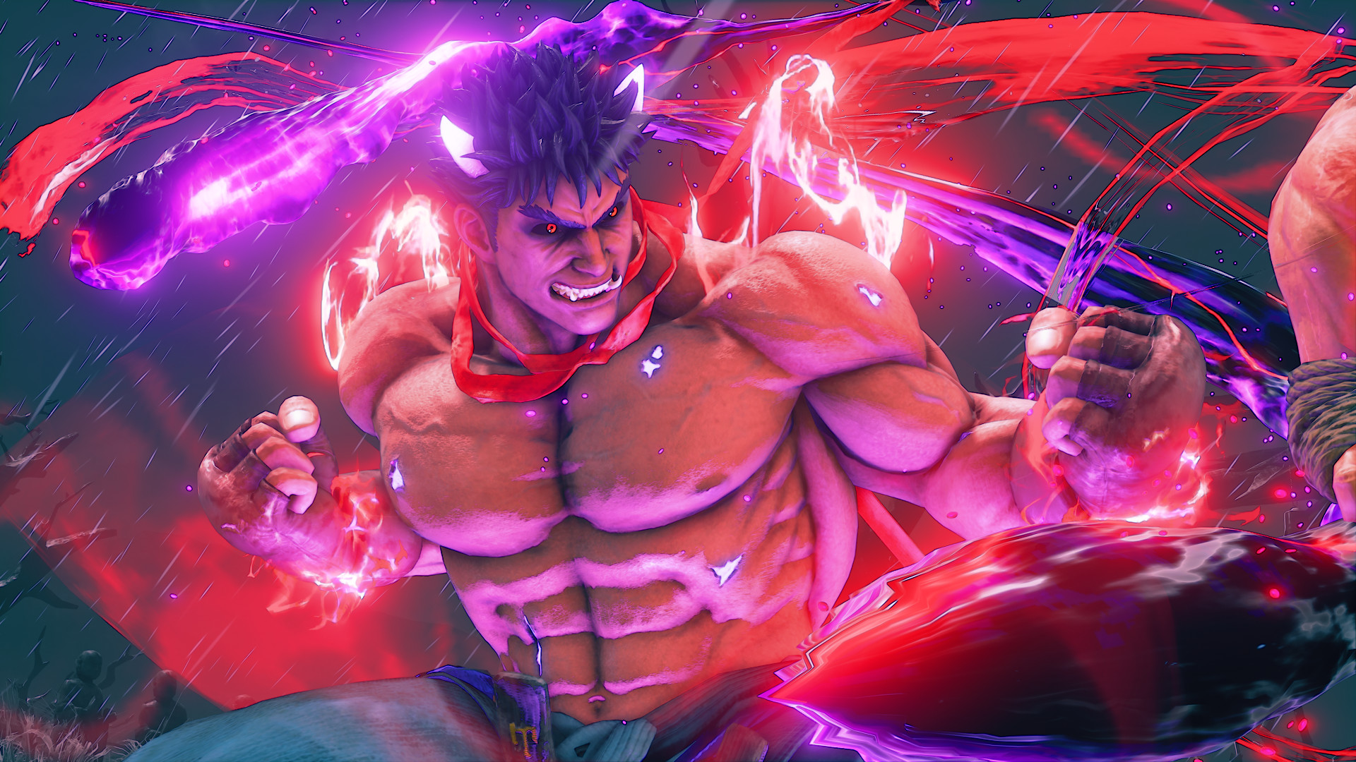 Res: 1920x1080, 'Evil Ryu' Kage Hits 'Street Fighter V: Arcade Edition' Monday