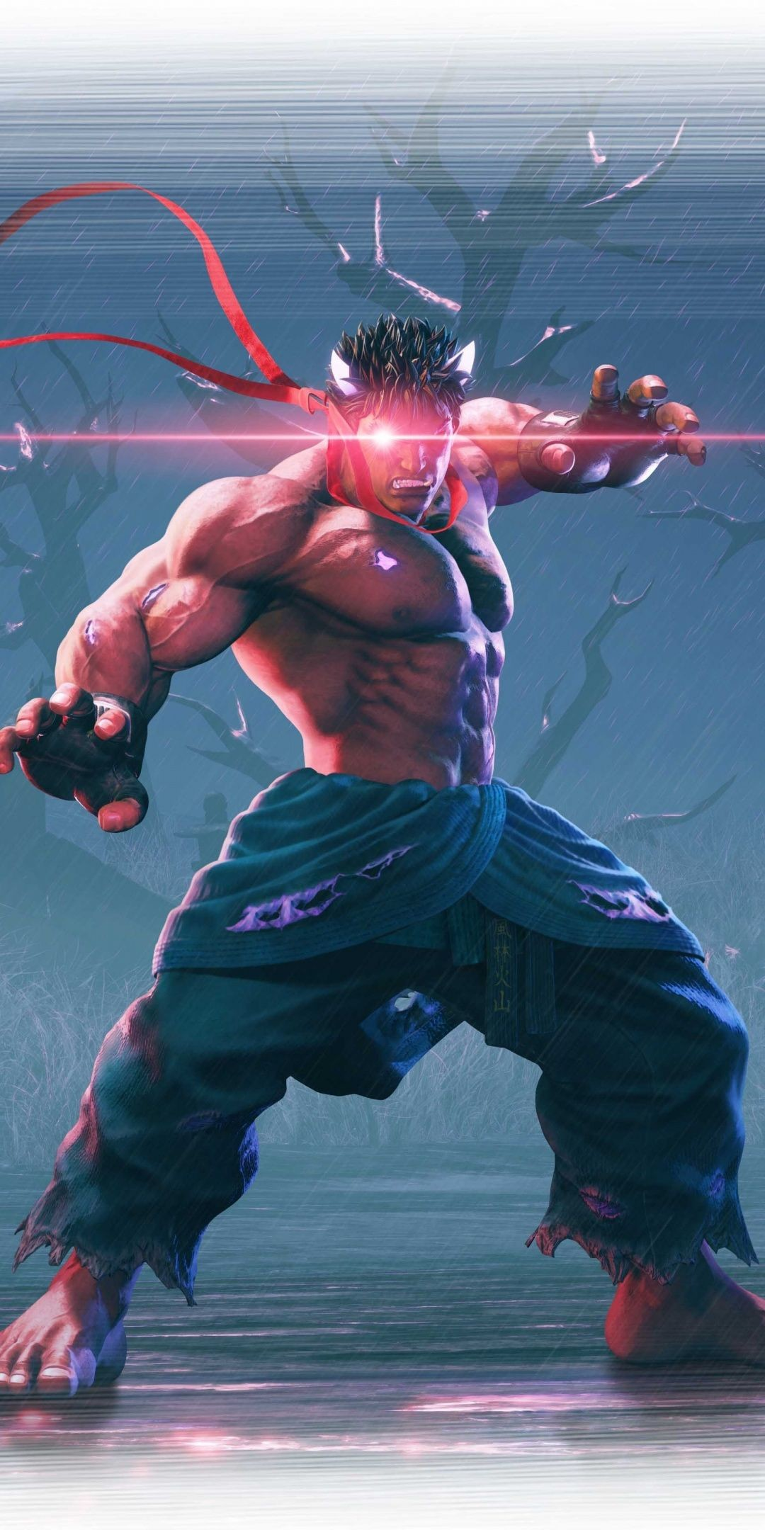 Res: 1080x2160, Street Fighter V: Arcade Edition, 2018, fighter, video game,   wallpaper