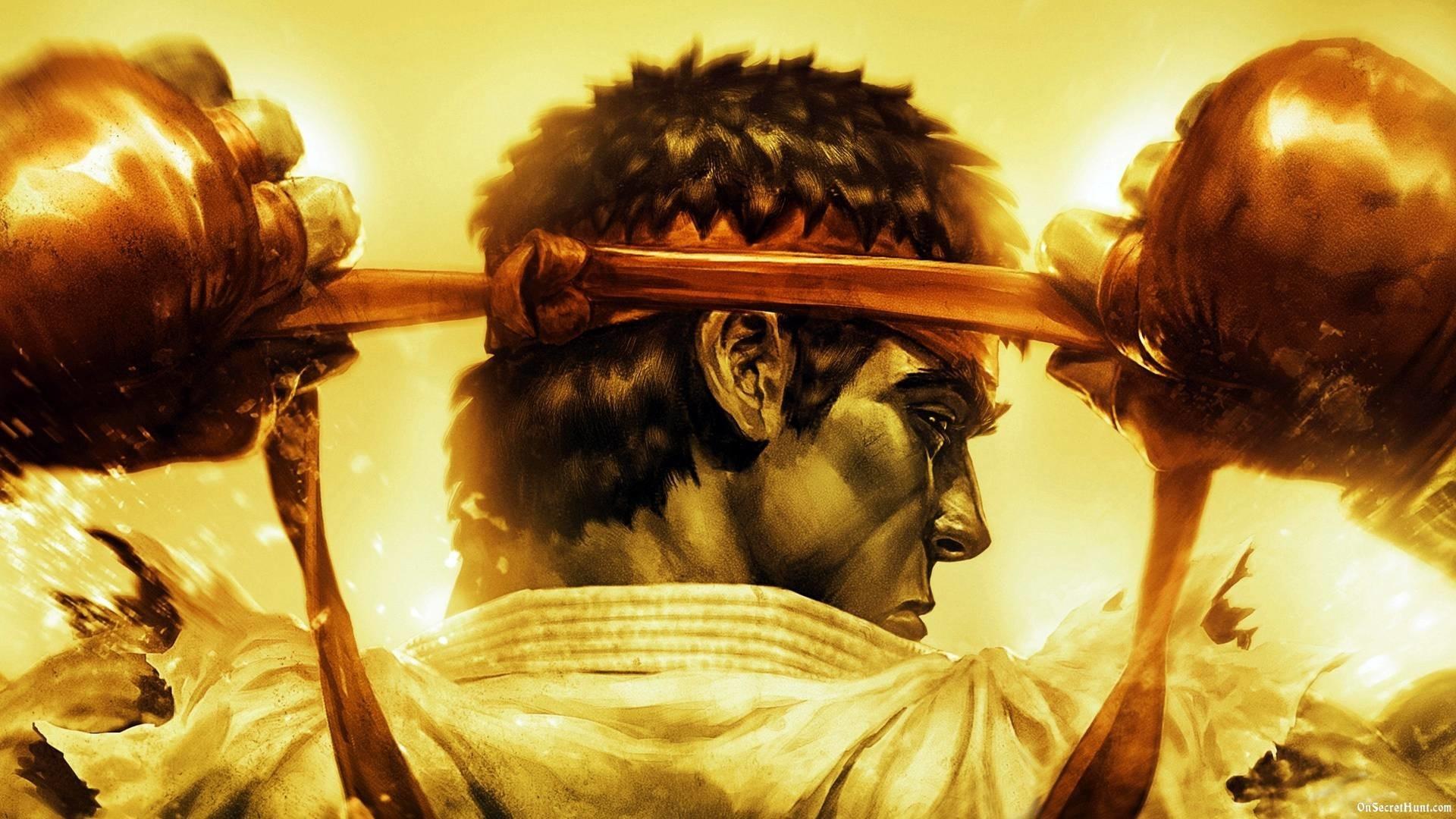 Res: 1920x1080, 2048x1152 Street Fighter IV Arcade Edition Evil Ryu HD desktop wallpaper .