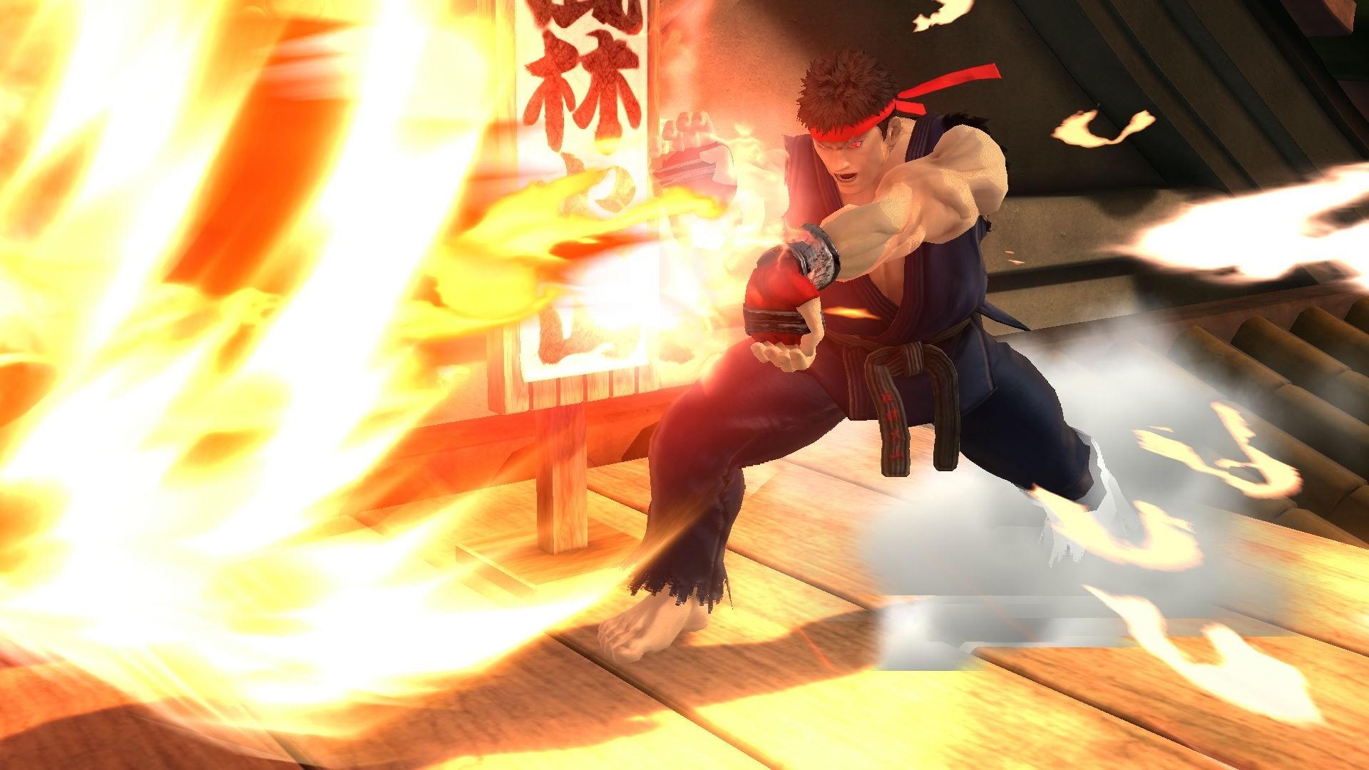 Res: 1920x1080, ... Evil Ryu (Red Eyes)