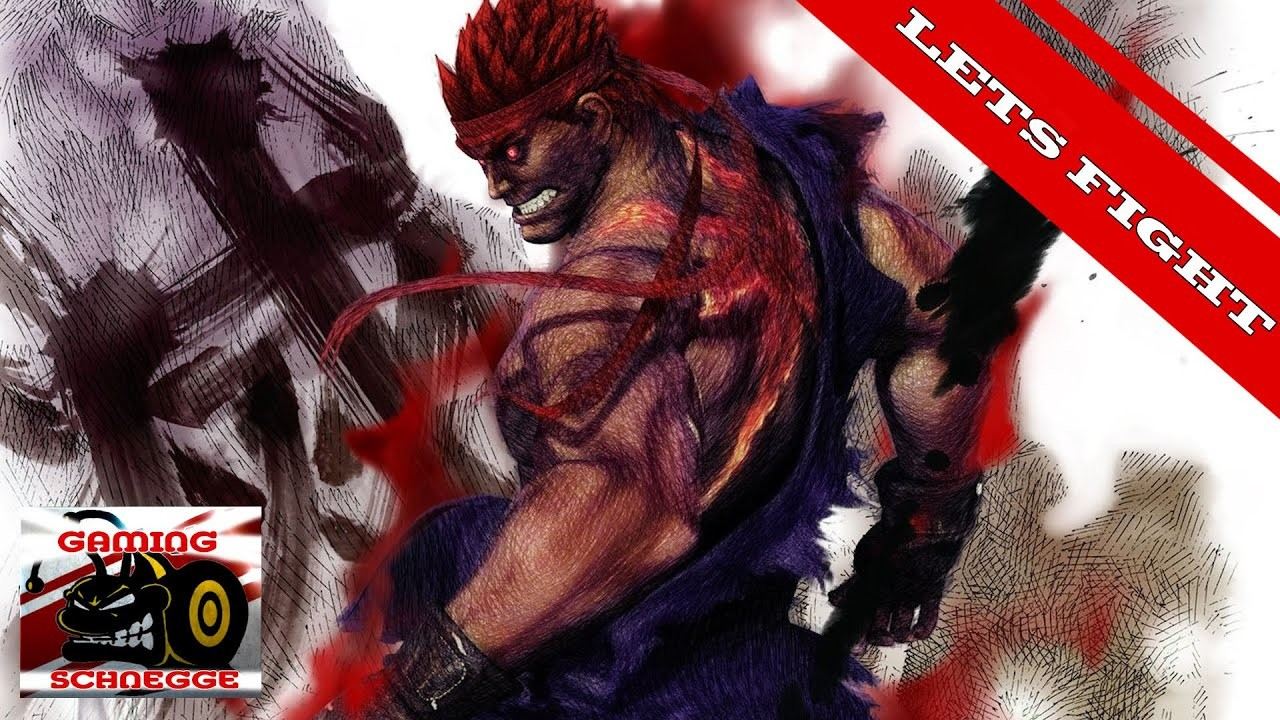 Res: 1920x1080, ✽LETS FIGHT#4 ✽Ultra Street Fighter 4: Evil Ryu STORY