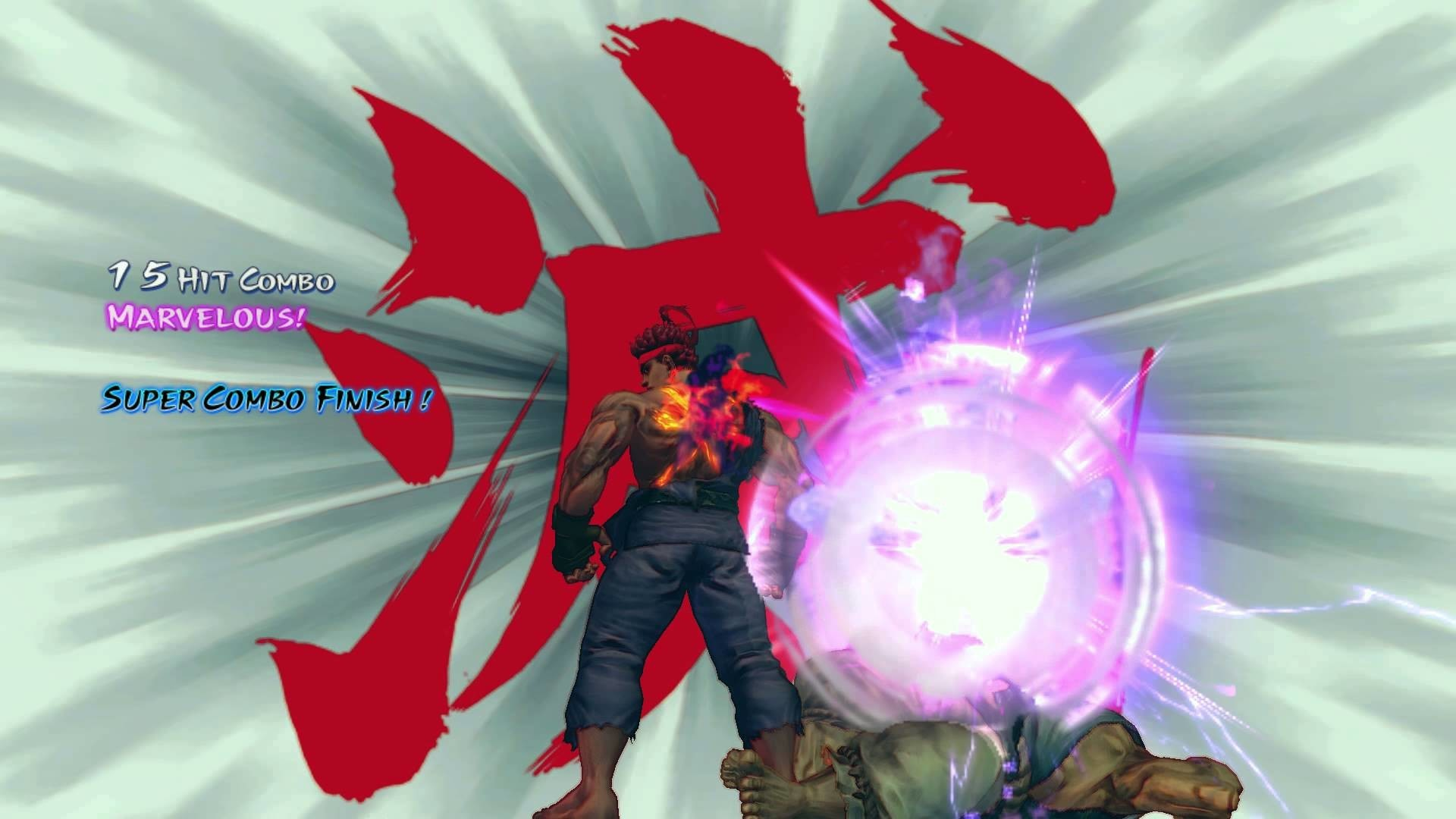 Res: 1920x1080, ... Evil Ryu Wallpapers: Evil Ryu Wallpaper (60+ Pictures ...