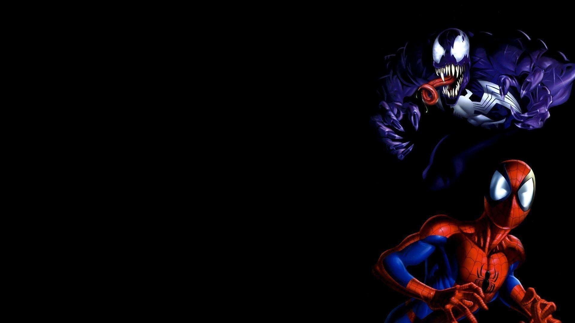 Res: 1920x1080,  Wallpapers For > Spiderman Venom Wallpaper Hd