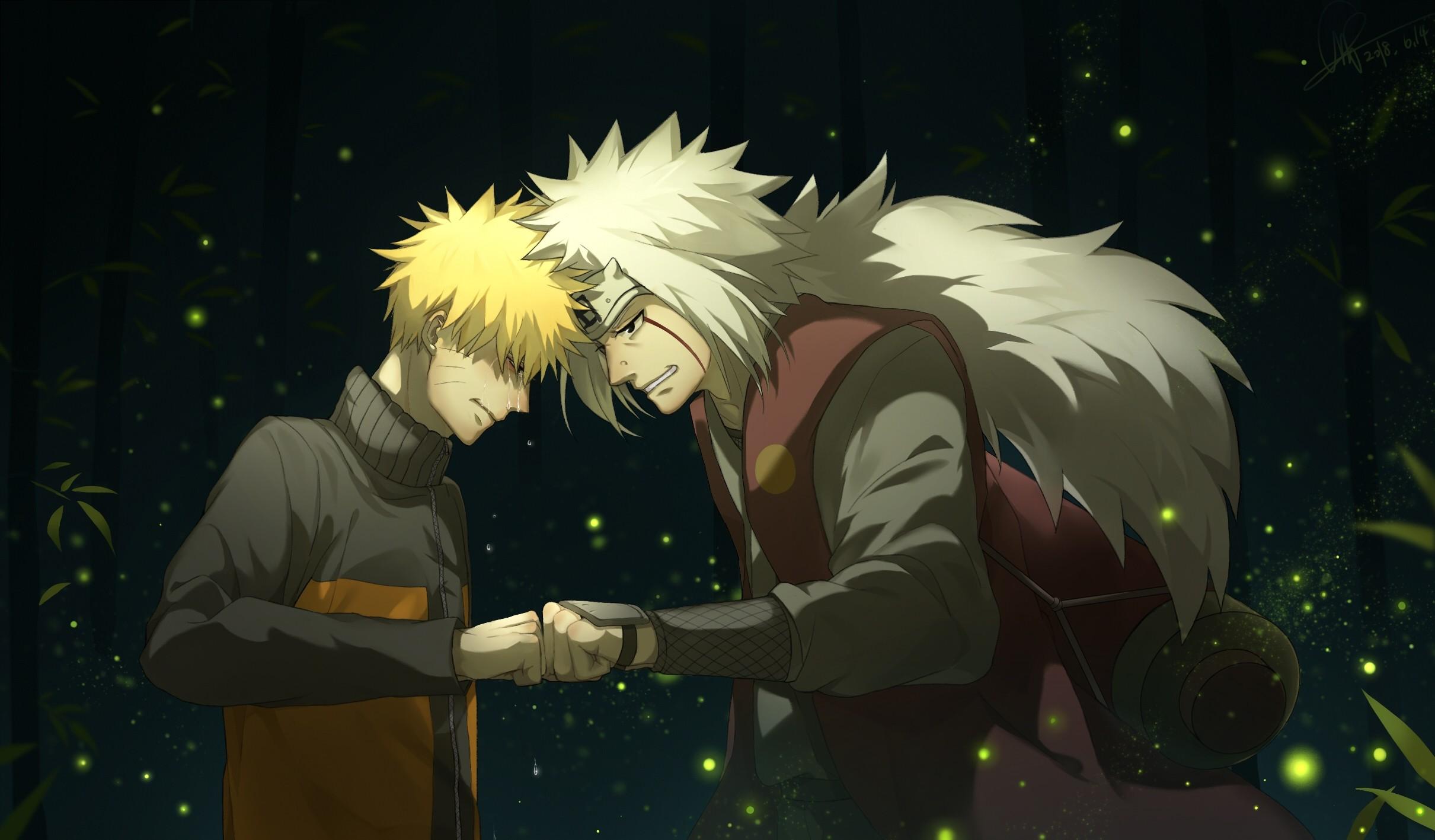 Res: 2421x1417, Naruto/Jiraiya HD Wallpaper | Hintergrund |  | ID:941171 -  Wallpaper Abyss