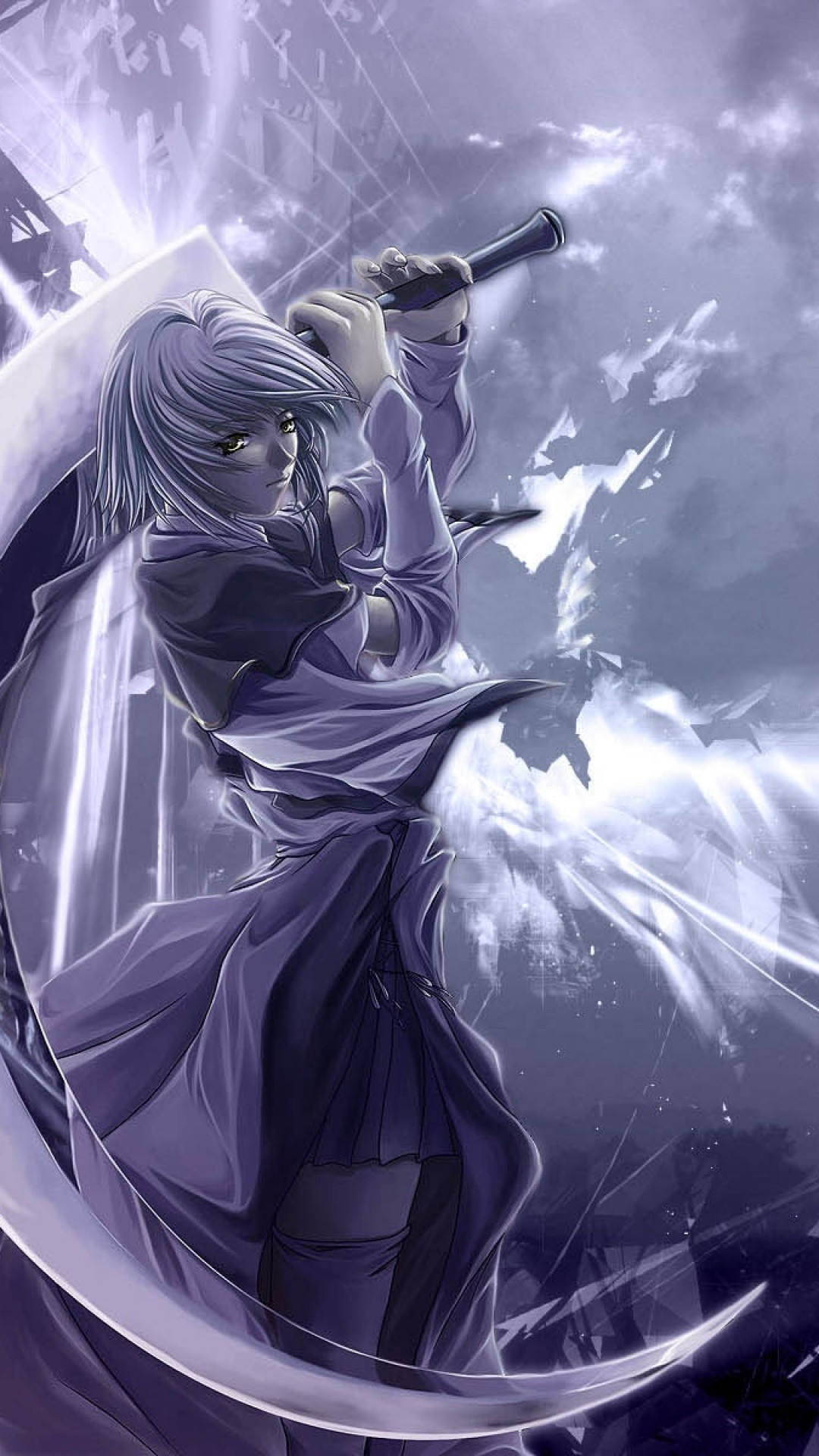 Badass Anime wallpapers - HD wallpaper Collections ...