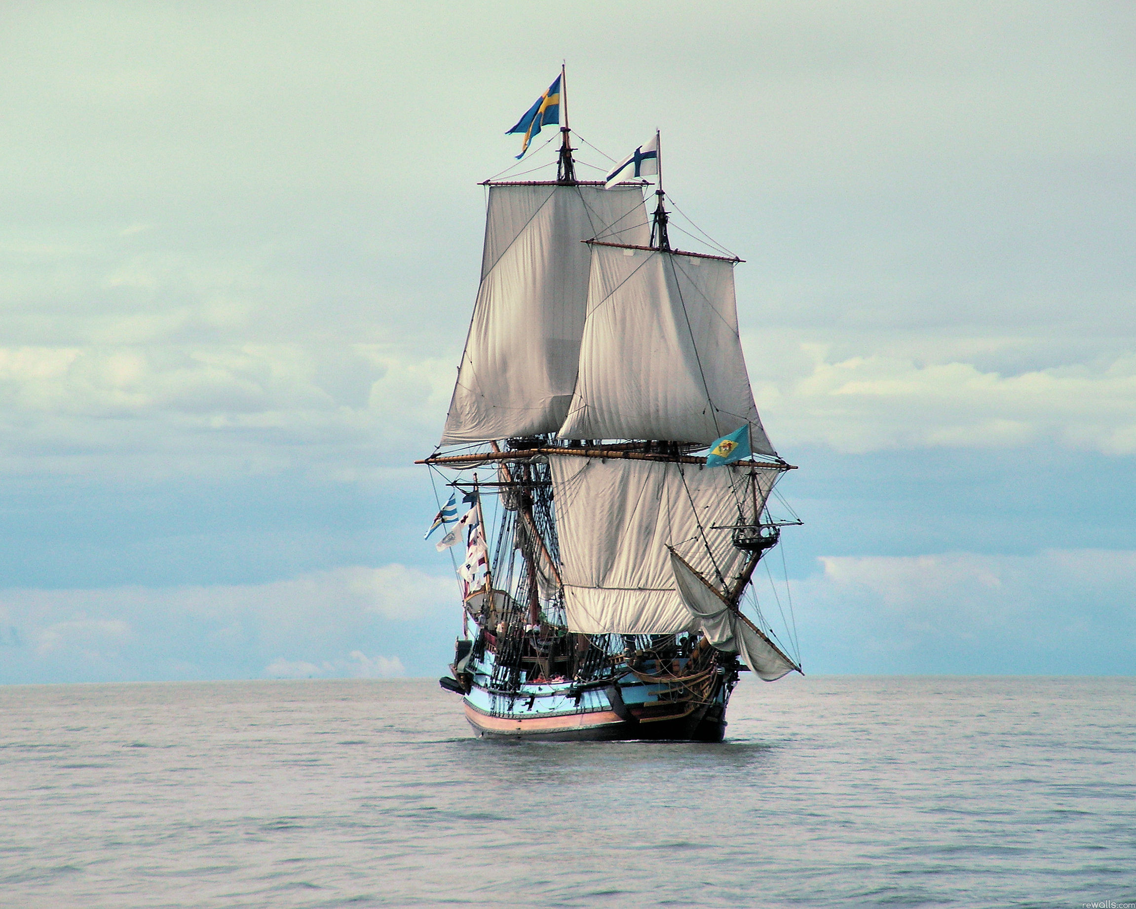 Res: 2302x1843, 1920x1080 Images For > Tall Ships Wallpaper