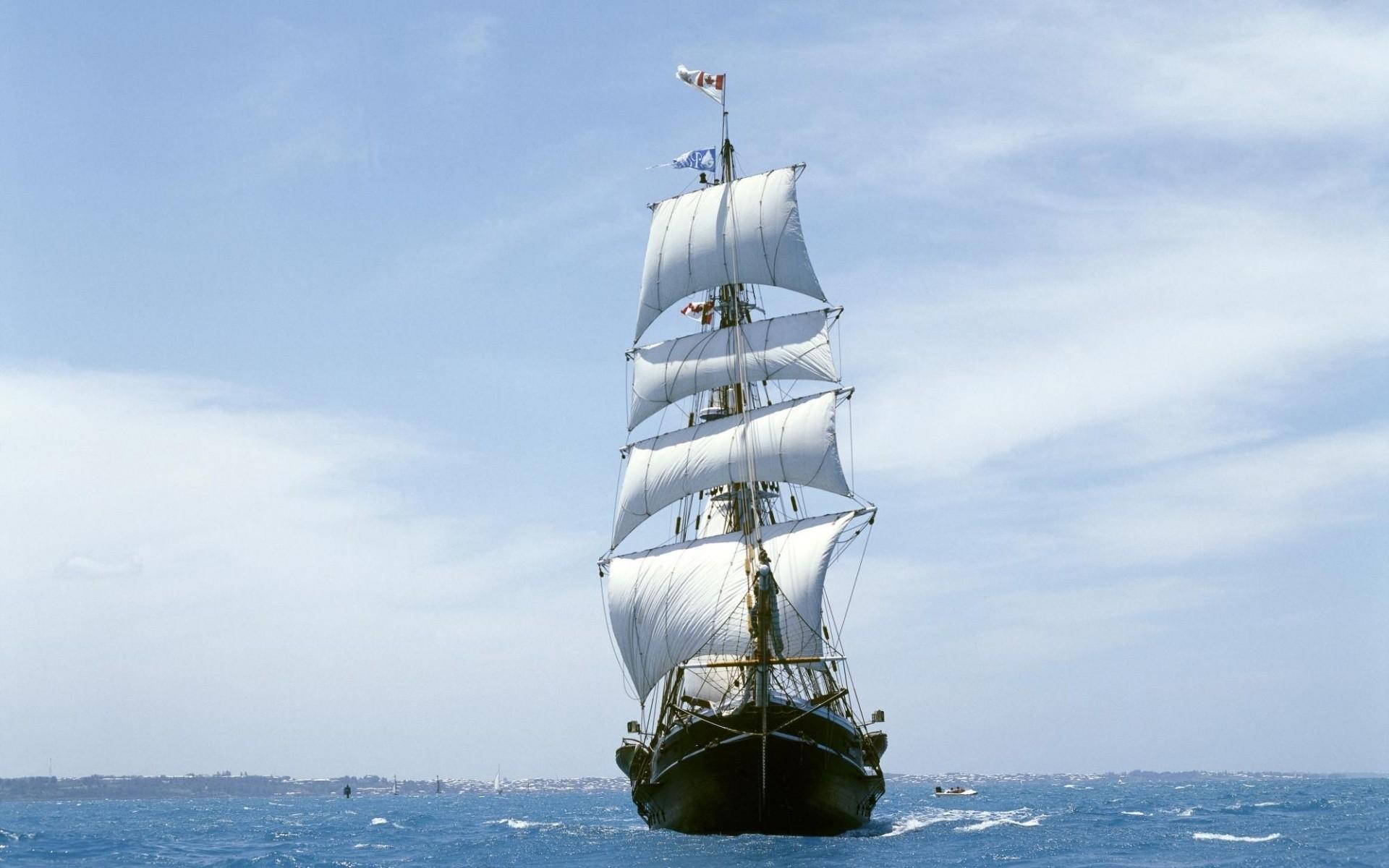 Res: 1920x1200, Tall Ship Wallpaper Hd