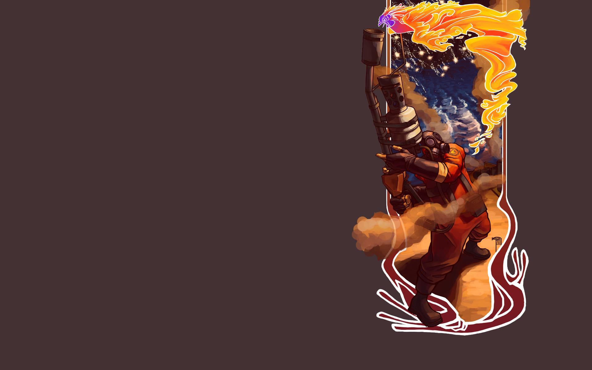Res: 1920x1200, 3840x2160 Team Fortress 2 Wallpaper HD