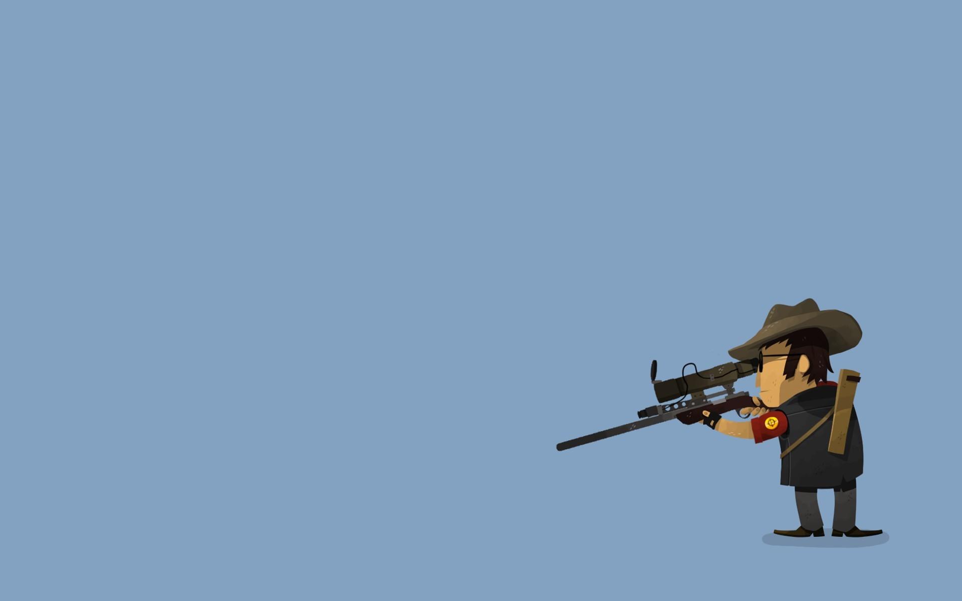 Res: 1920x1200, Video games team fortress 2 sniper tf2 wallpaper