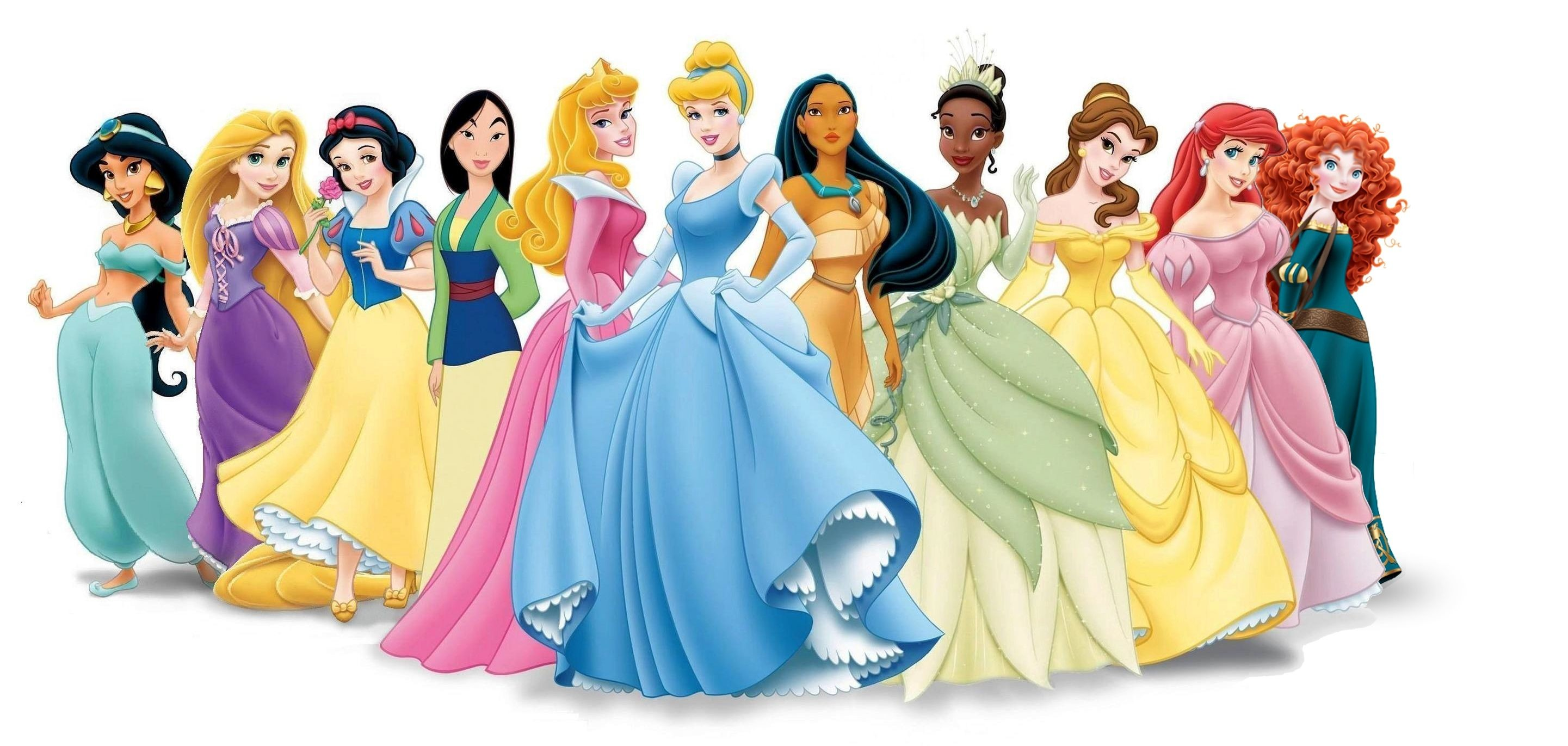 Disney Princesses Wallpapers Hd Wallpaper Collections