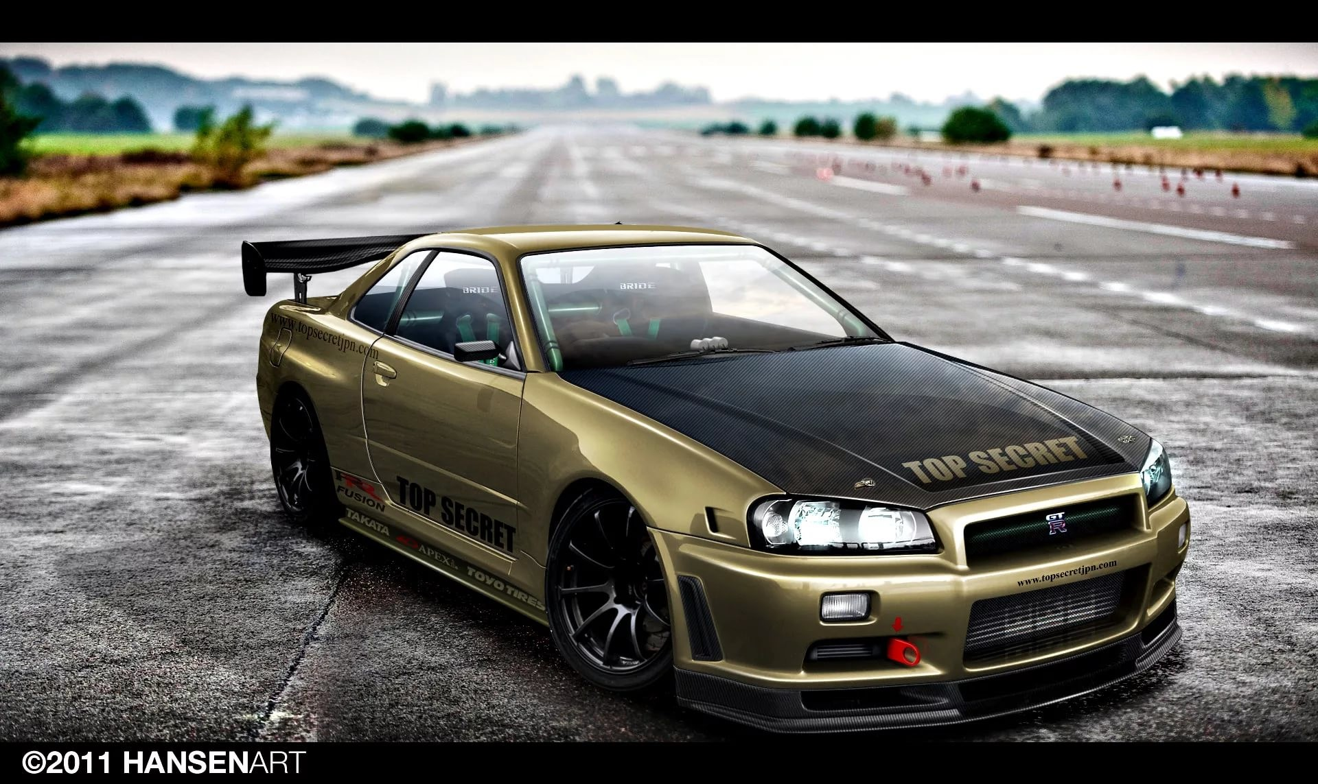 Nissan Skyline Wallpapers Hd Wallpaper Collections 4kwallpaper