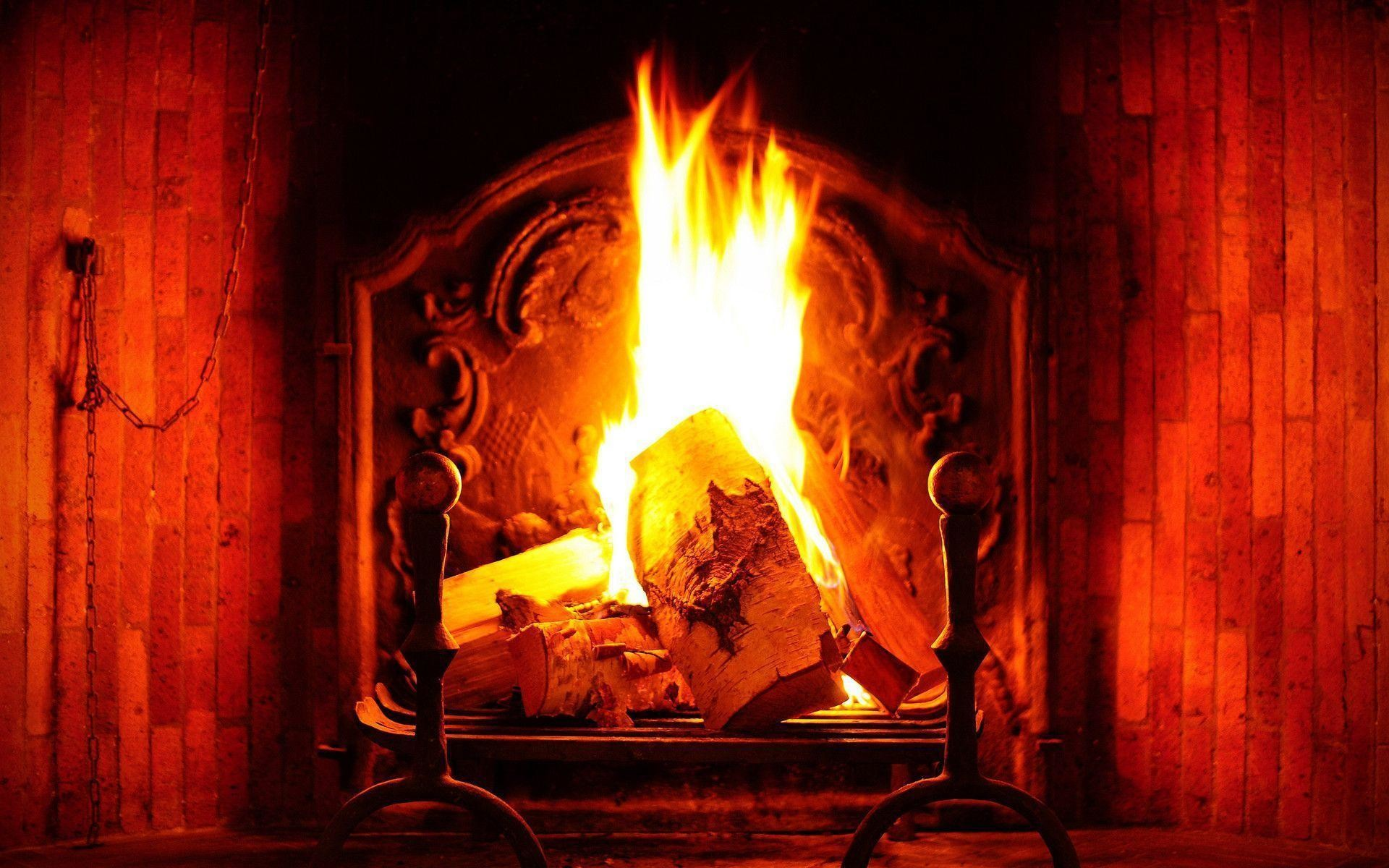 Res: 1920x1200, Most Downloaded Fireplace Wallpapers - Full HD wallpaper search