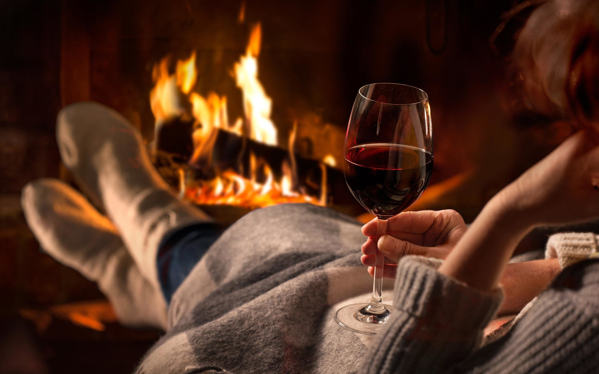 Res: 1920x1200, ... Fireplace HD Wallpapers 27 ...