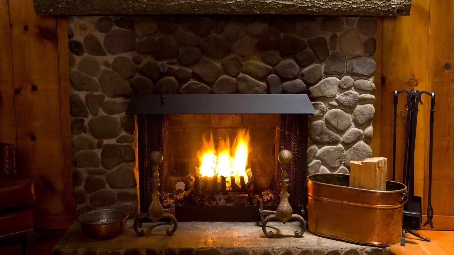 Res: 1920x1080, Fireplace