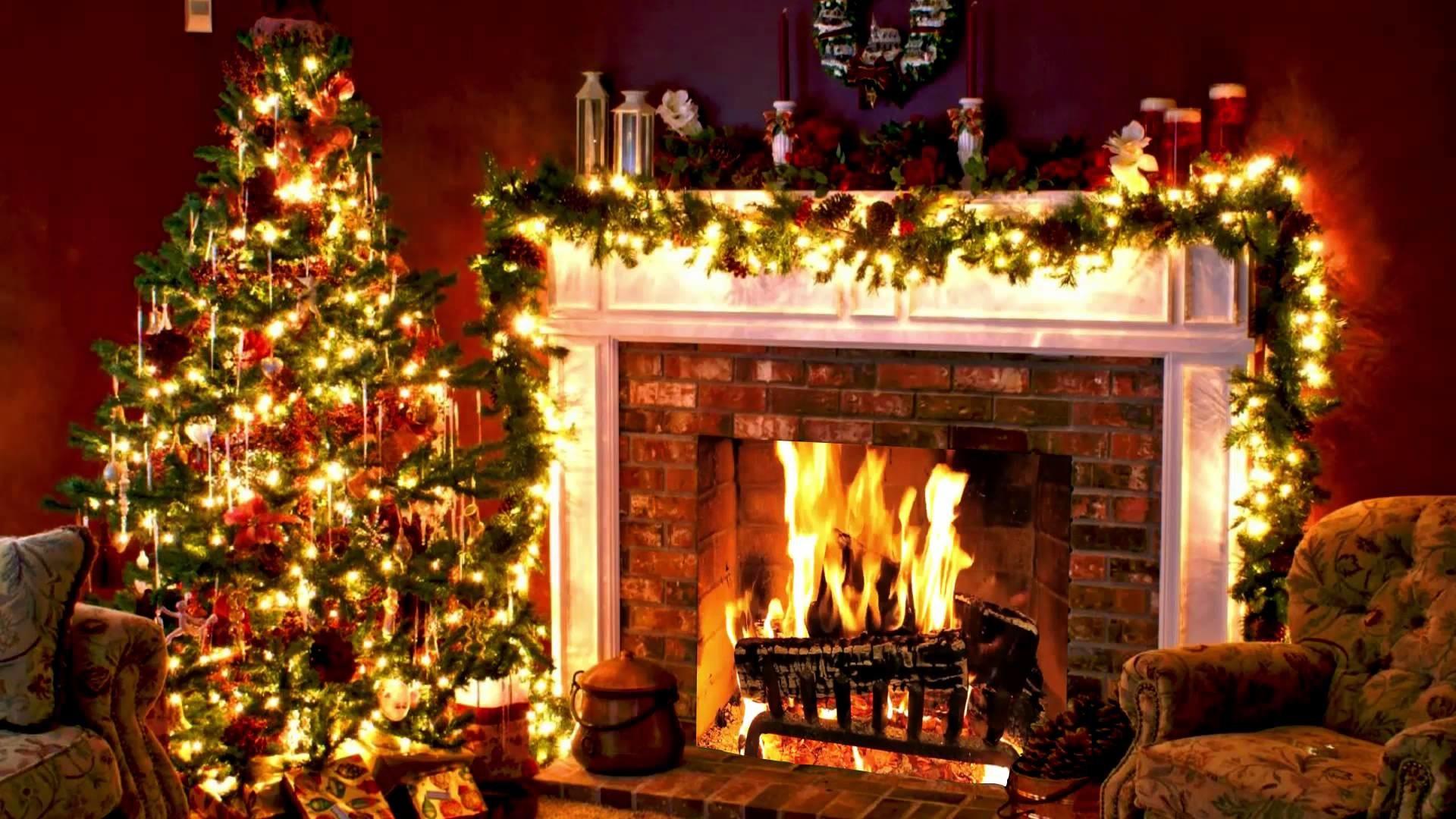 Res: 1920x1080, christmas-fireplace-wallpaper_202718.jpg .