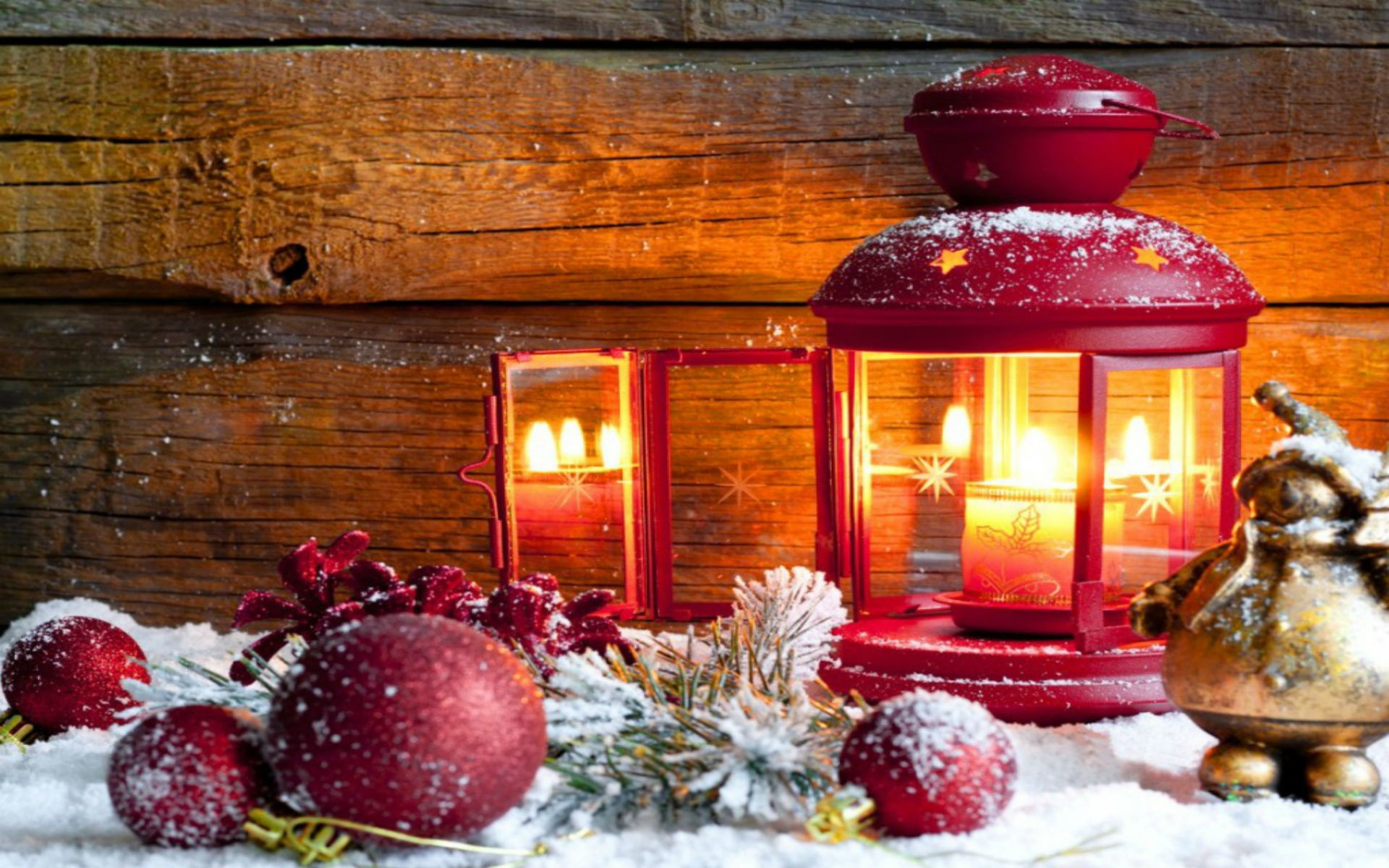Res: 1920x1200, christmas fireplace wallpaper #725240