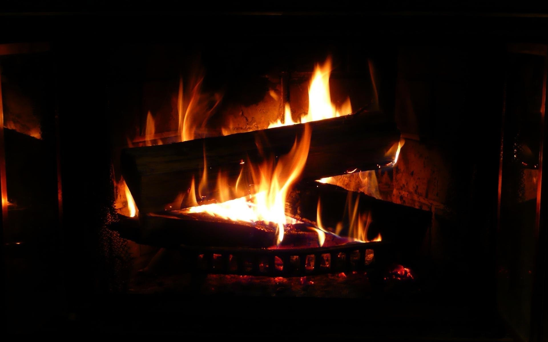 Res: 1920x1200, Free Download HD Fireplace Backgrounds 1 HD Fireplace Backgrounds Download