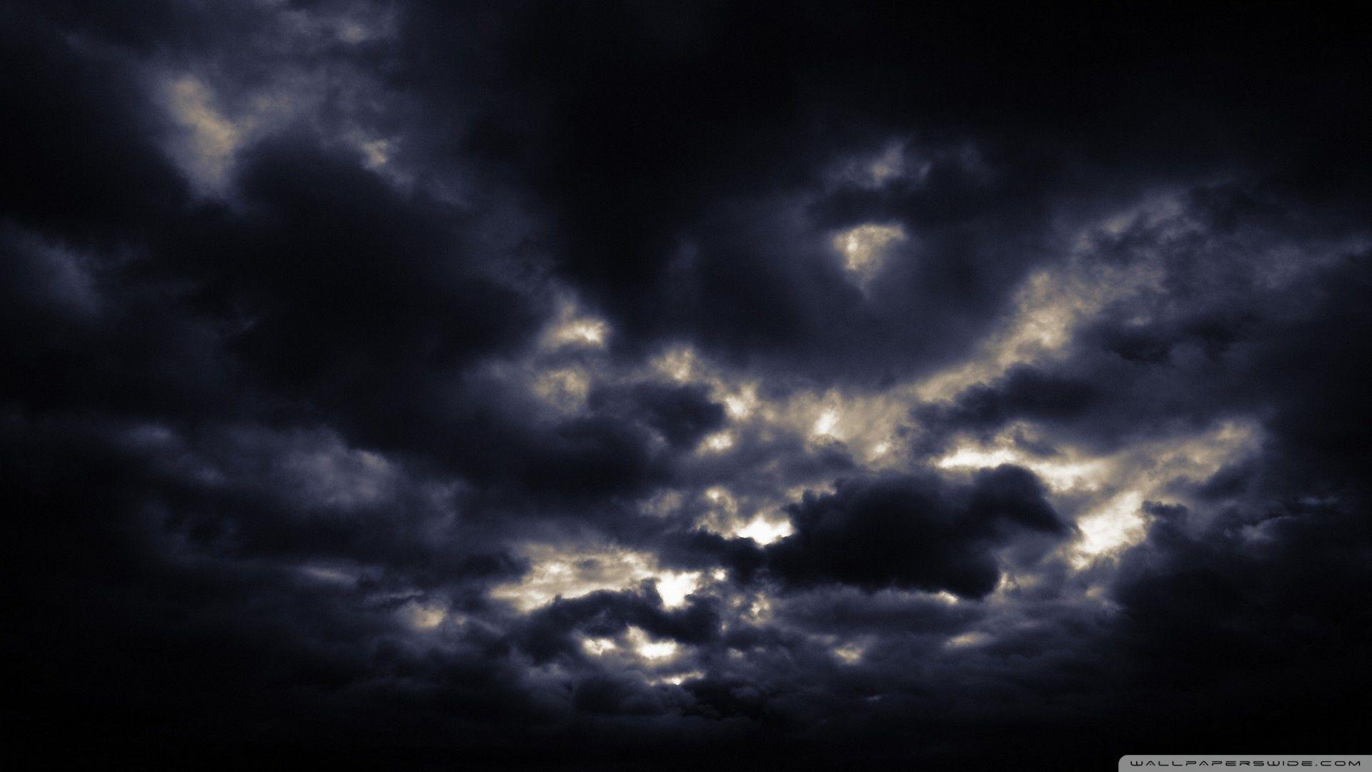 Res: 1920x1080, Download Dark Clouds Wallpaper  | Wallpoper #442053