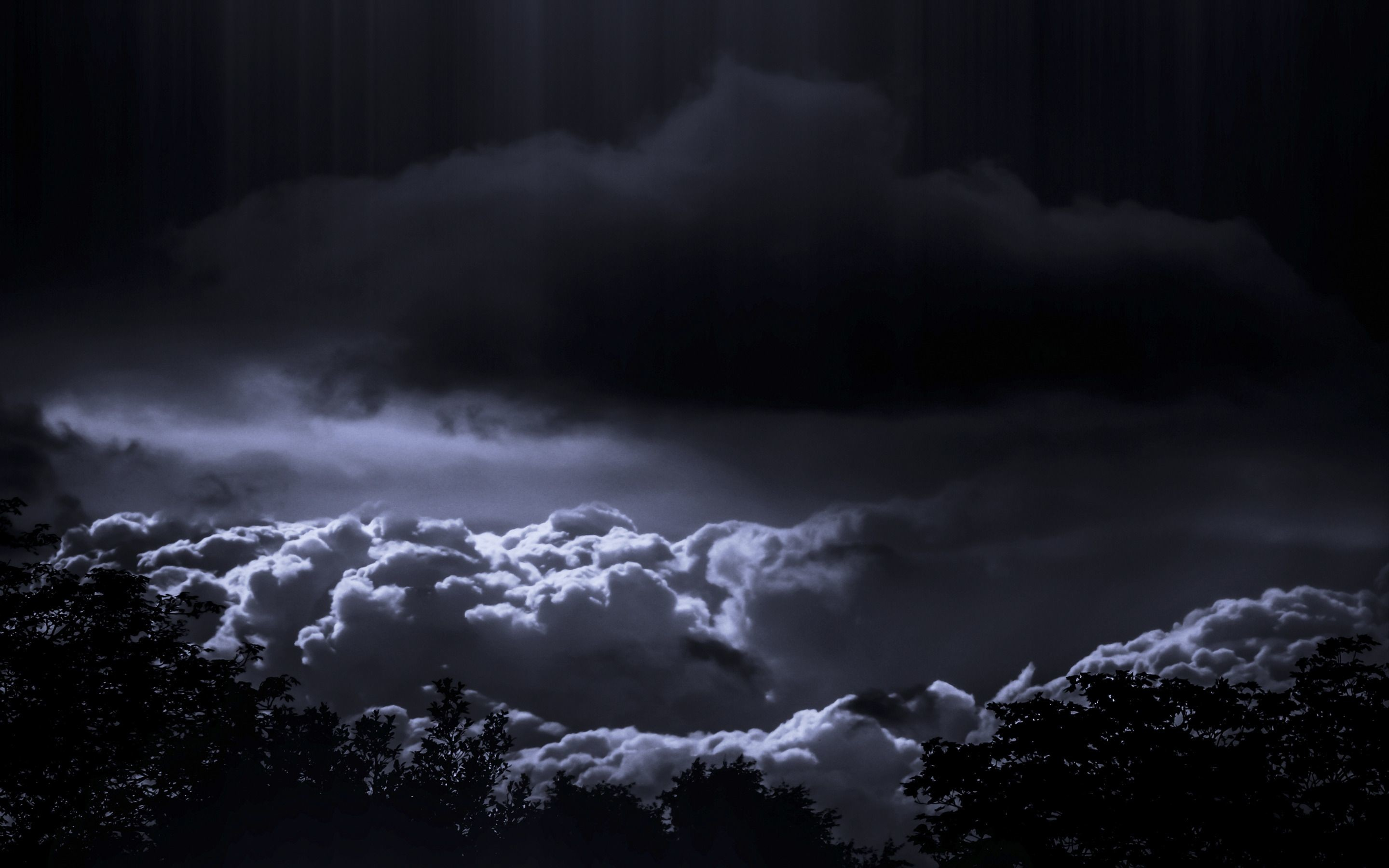 Res: 2880x1800, Dark Storm Clouds - HD wallpapers