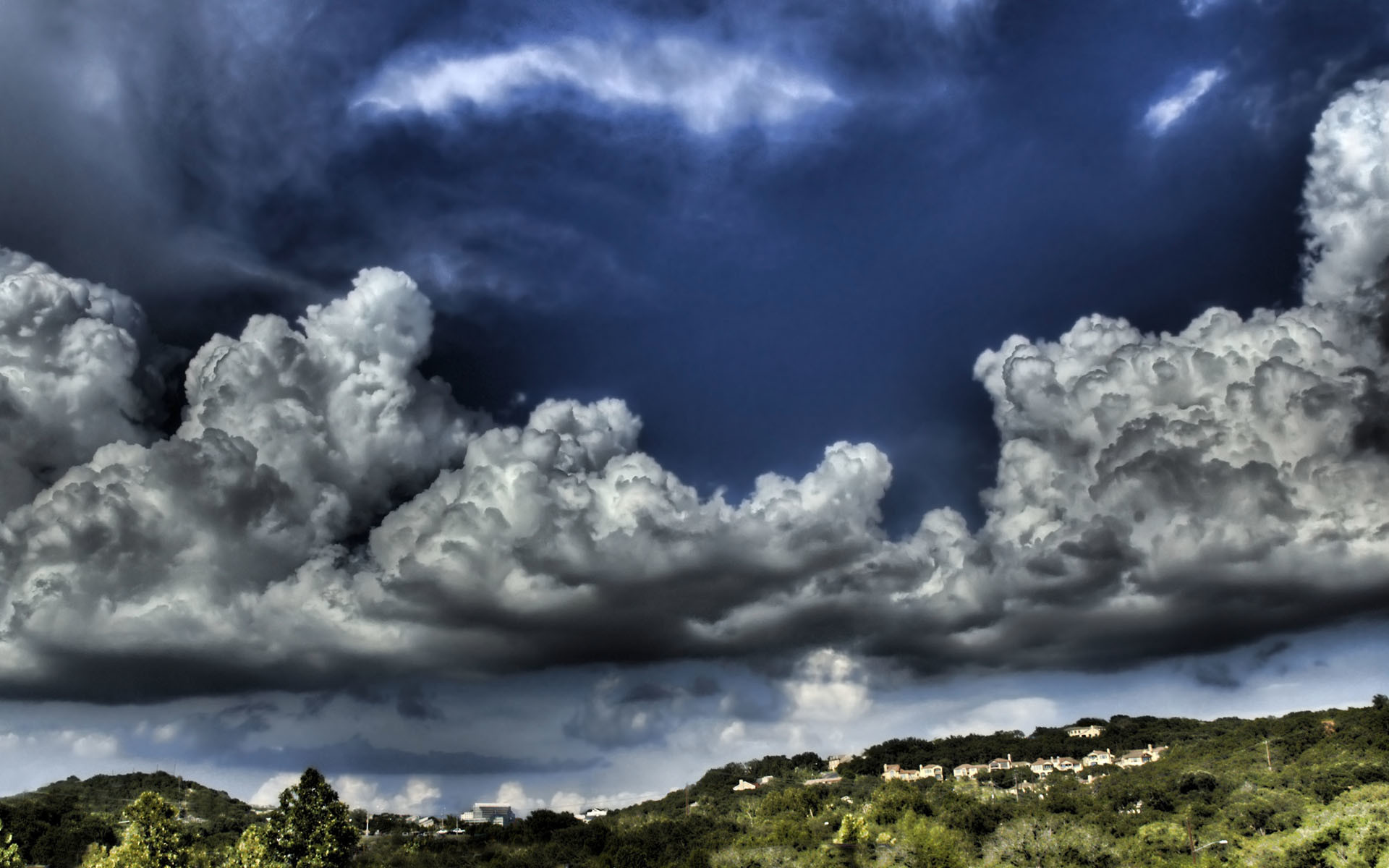 Res: 1920x1200, Image: Very dark clouds wallpapers and stock photos. Â«