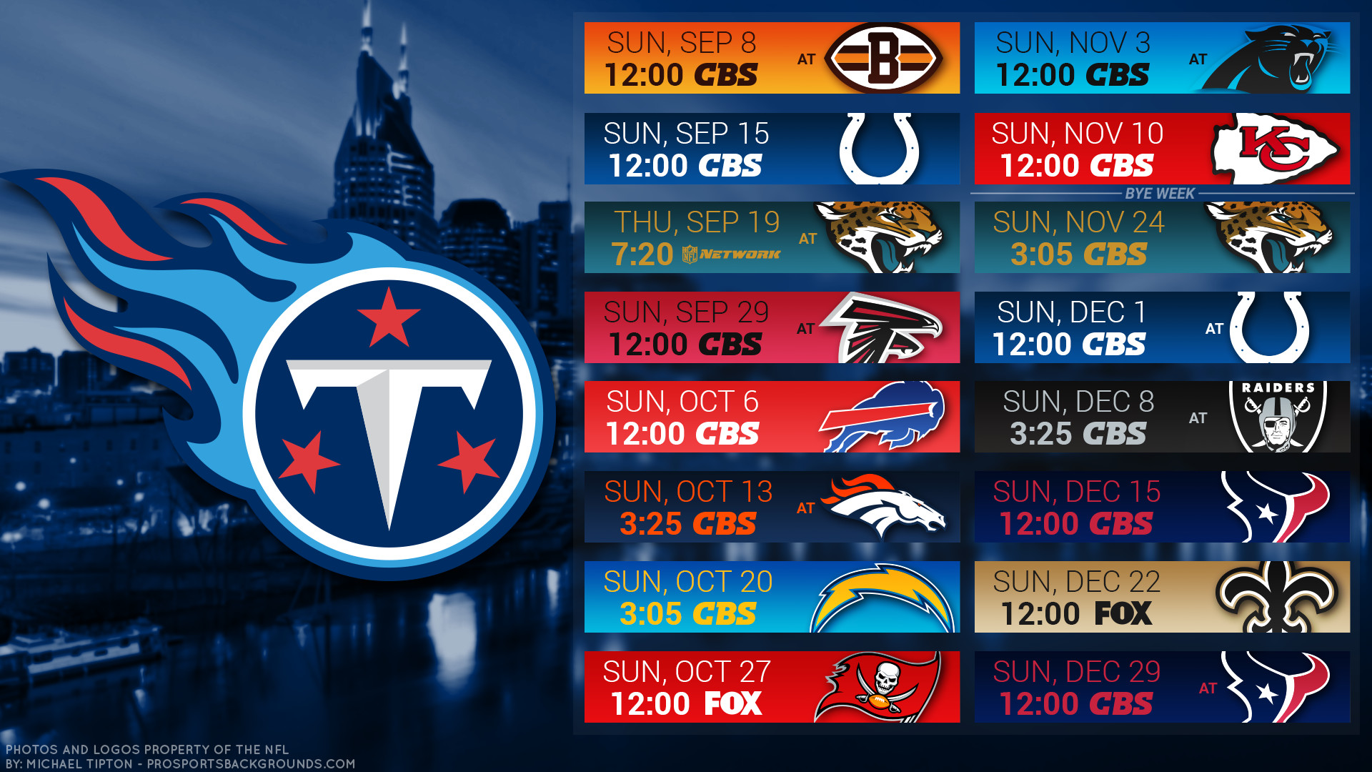 Res: 1920x1080, Tennessee Titans city 2019 schedule background download for desktop pc or  mac 1080x1920