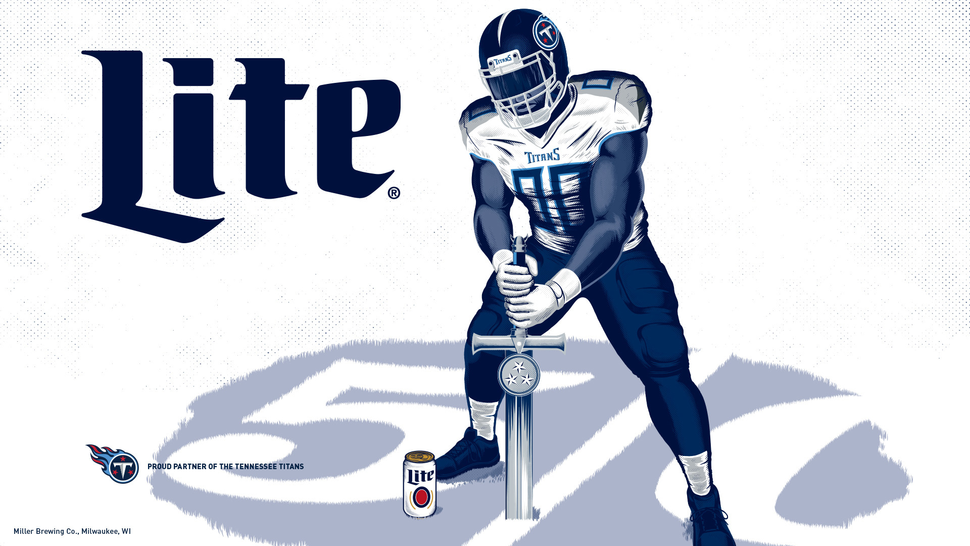 Res: 1920x1080, ... Tennessee Titans wallpaper or poster. MOBILE DESKTOP PRINT*
