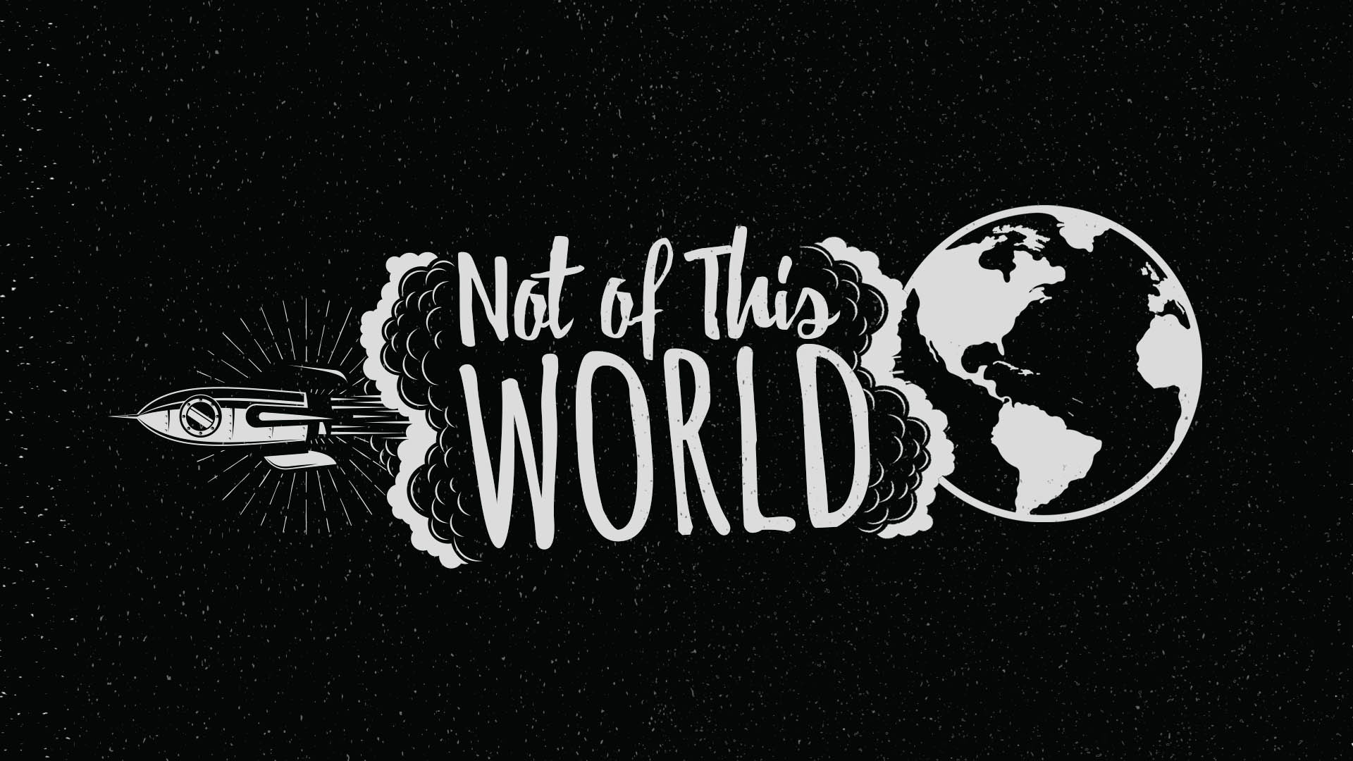 Res: 1920x1080, We Are Not of This World