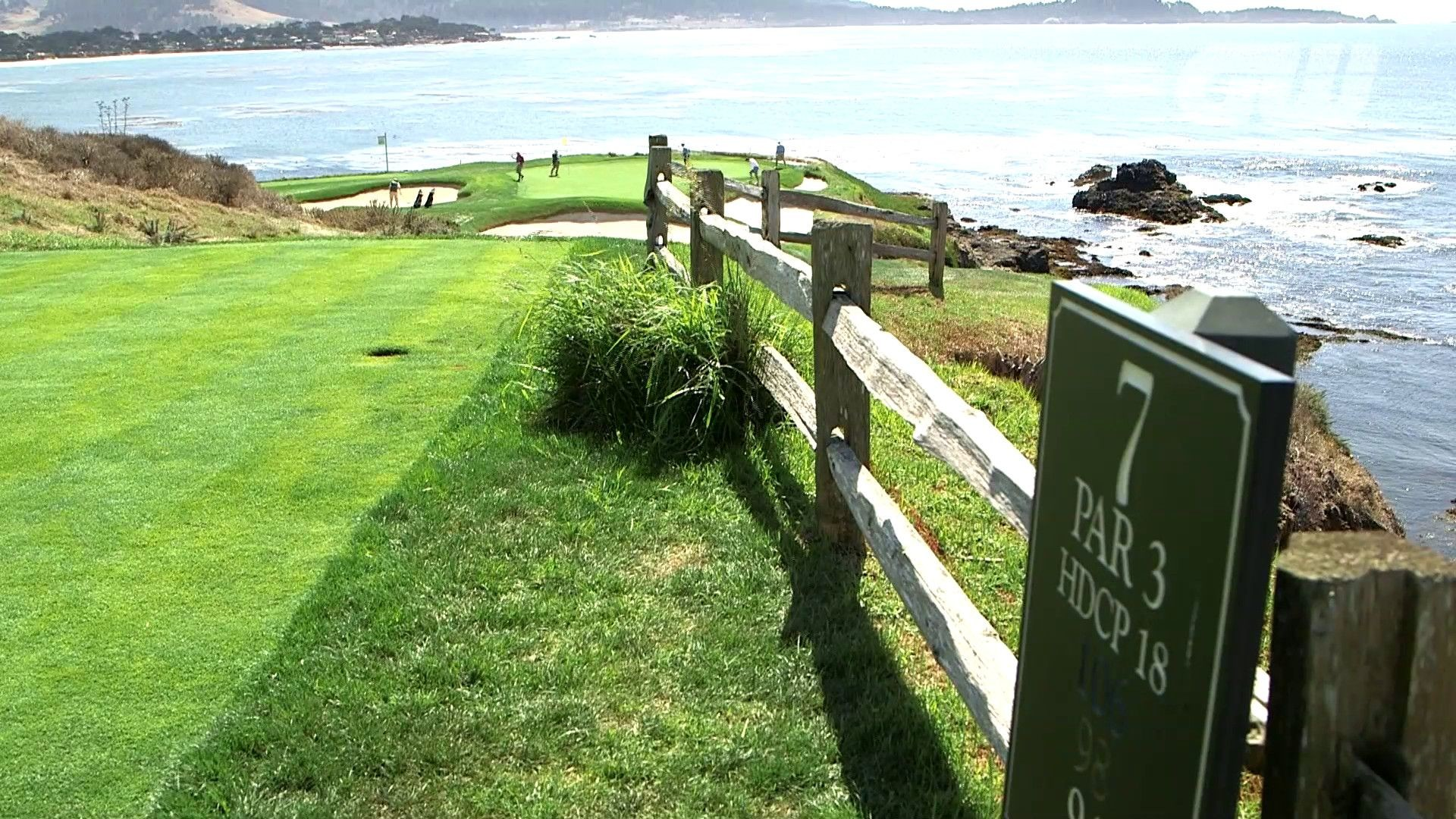 """Res: 1920x1080, 1440x2560 iPhone Golf Wallpaper (60+ images)"""">. Download ·  Luxury Pebble  Beach ..."""