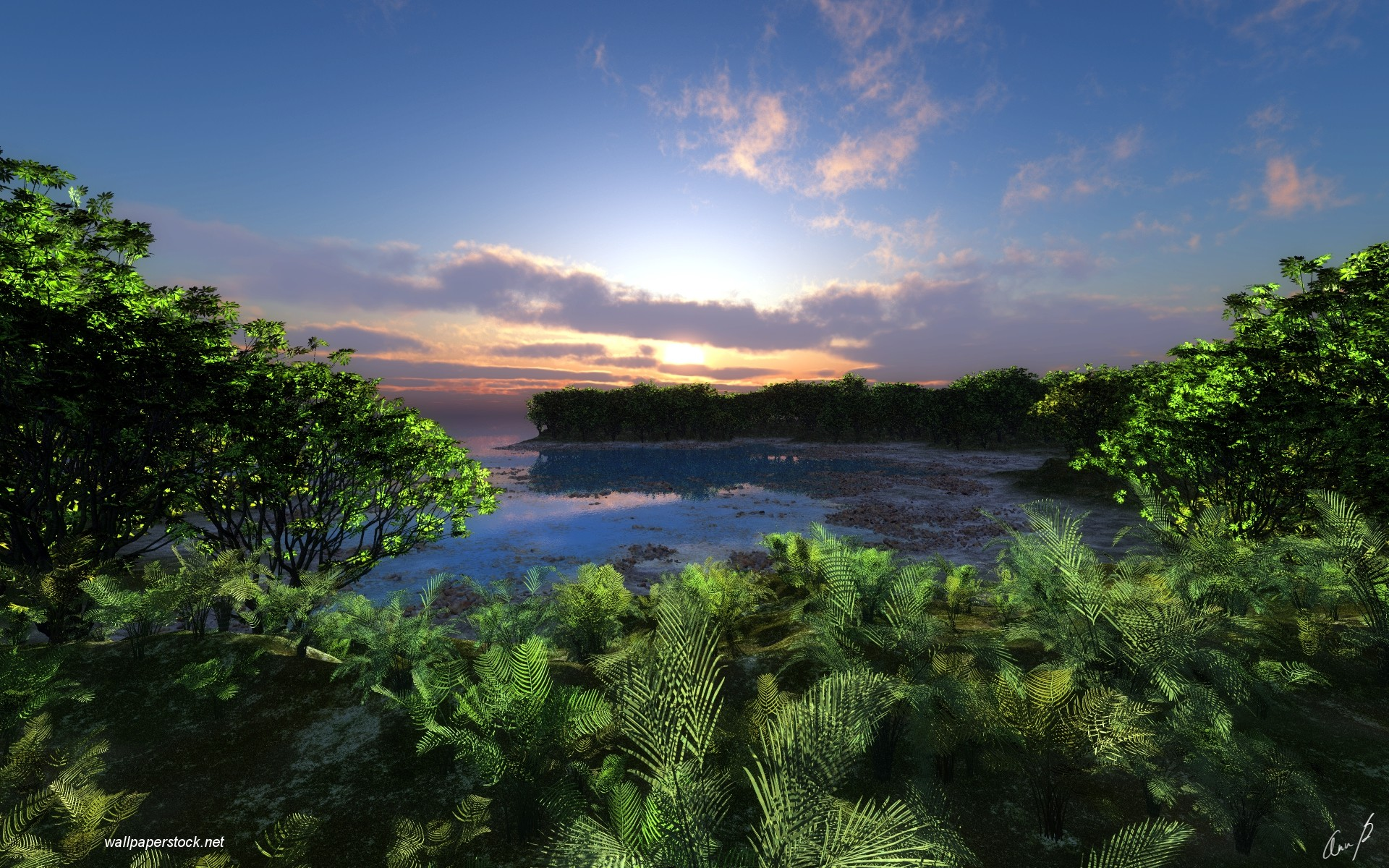Res: 1920x1200, Image: Pebble Beach wallpapers and stock photos. Â«