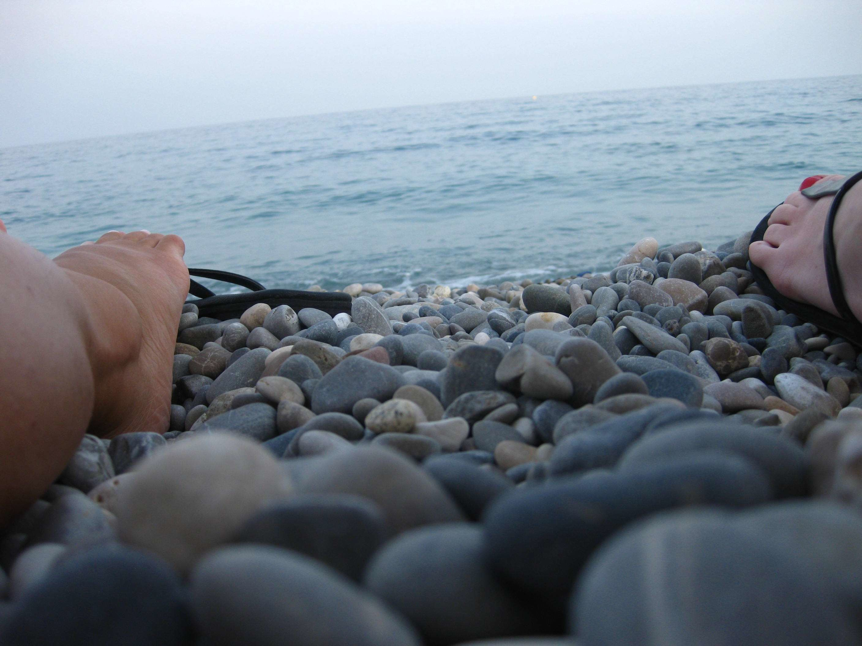 Res: 2816x2112, beach, pebble beach, pebbles, relaxing, sea, seascape wallpaper and  background