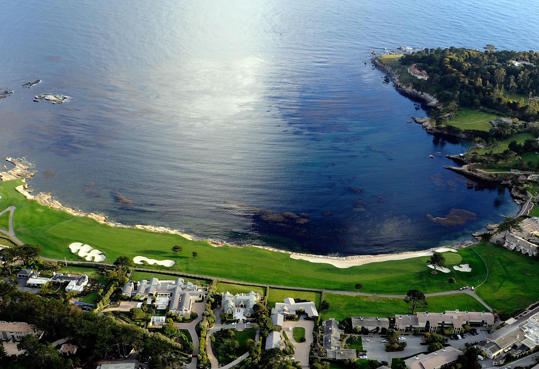 Res: 3000x2057, pebble beach golf links pebble beach california golf course pebble