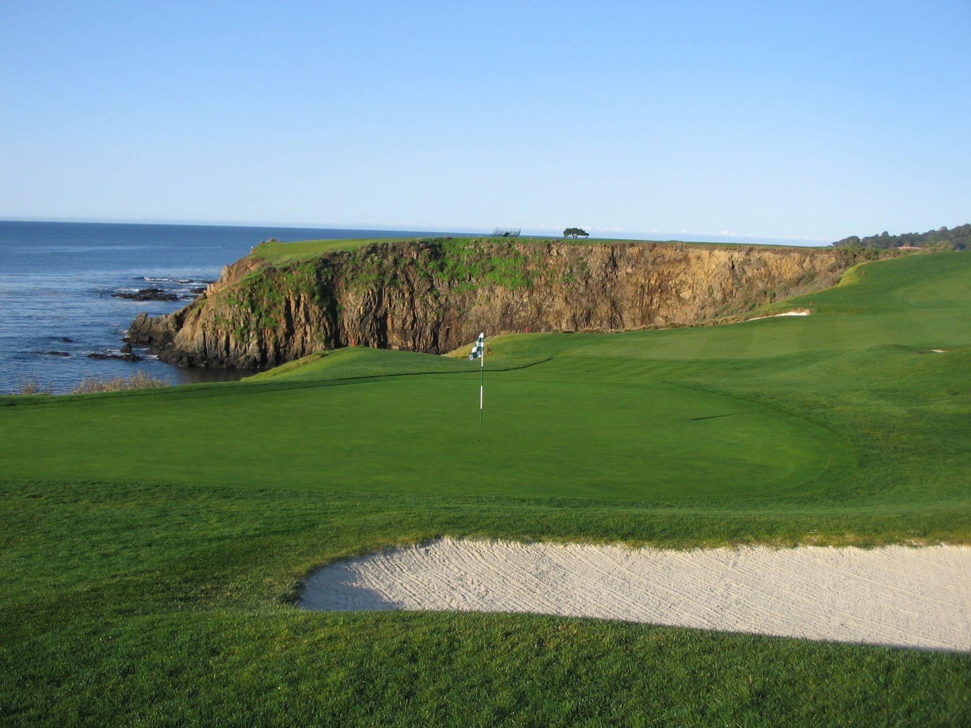 "Res: 2000x1500, 1280x800 Virtual Golf Course: Extraordinary Views at Pebble Beach    TruGolf"">"