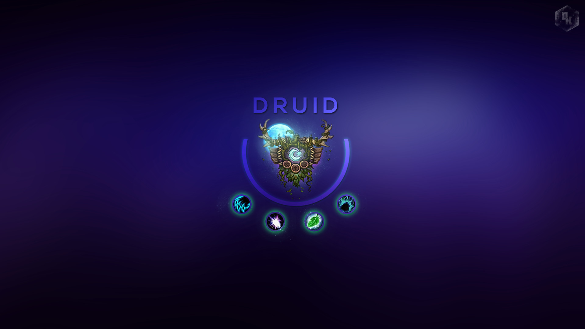 Wow Druid Wallpapers Hd Wallpaper Collections 4kwallpaper Wiki