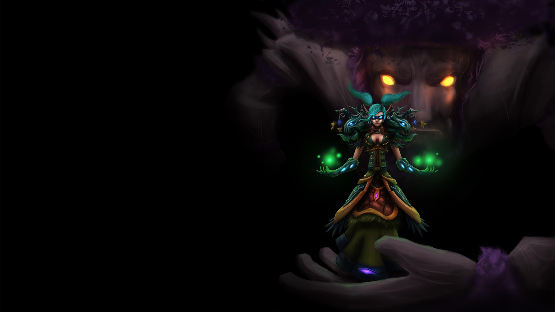 Res: 1920x1080, ... World of Warcraft - Resto Druid by oShaddixo