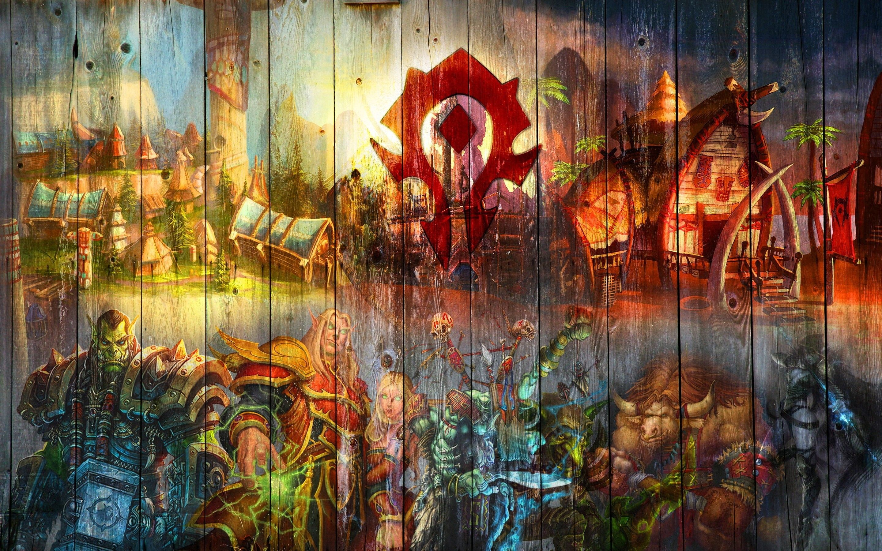 Res: 2880x1800, World of Warcraft Wallpapers Best Wallpapers