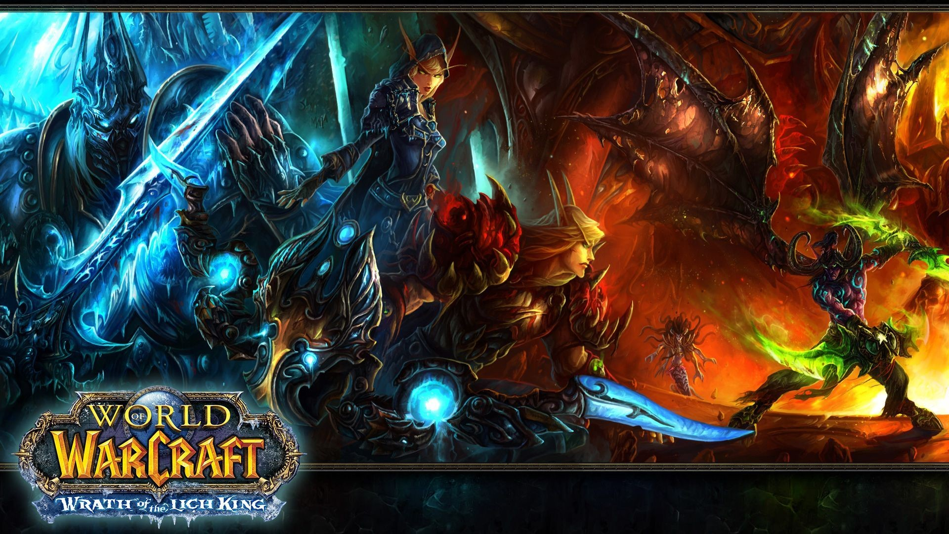 Res: 1920x1080, World Of Warcraft Backgrounds - Wallpaper Cave