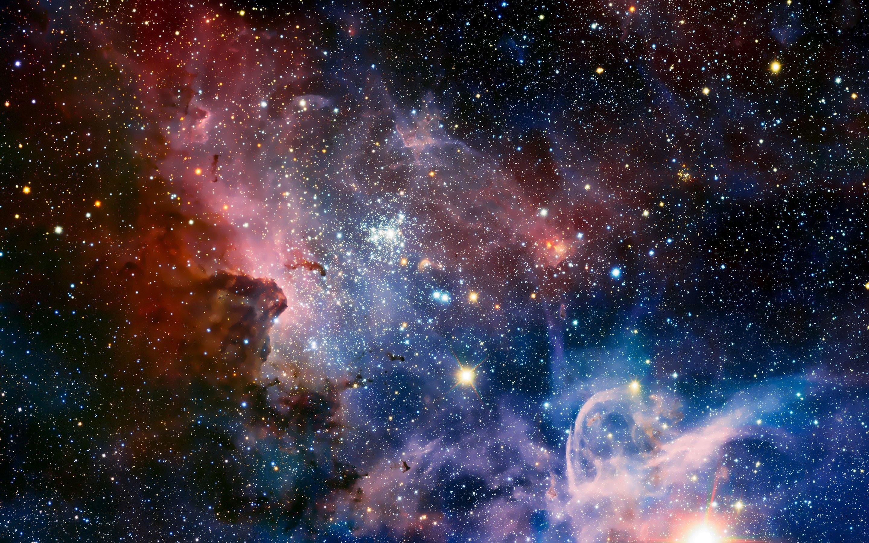 Res: 2880x1800, Galaxy Wallpaper 11