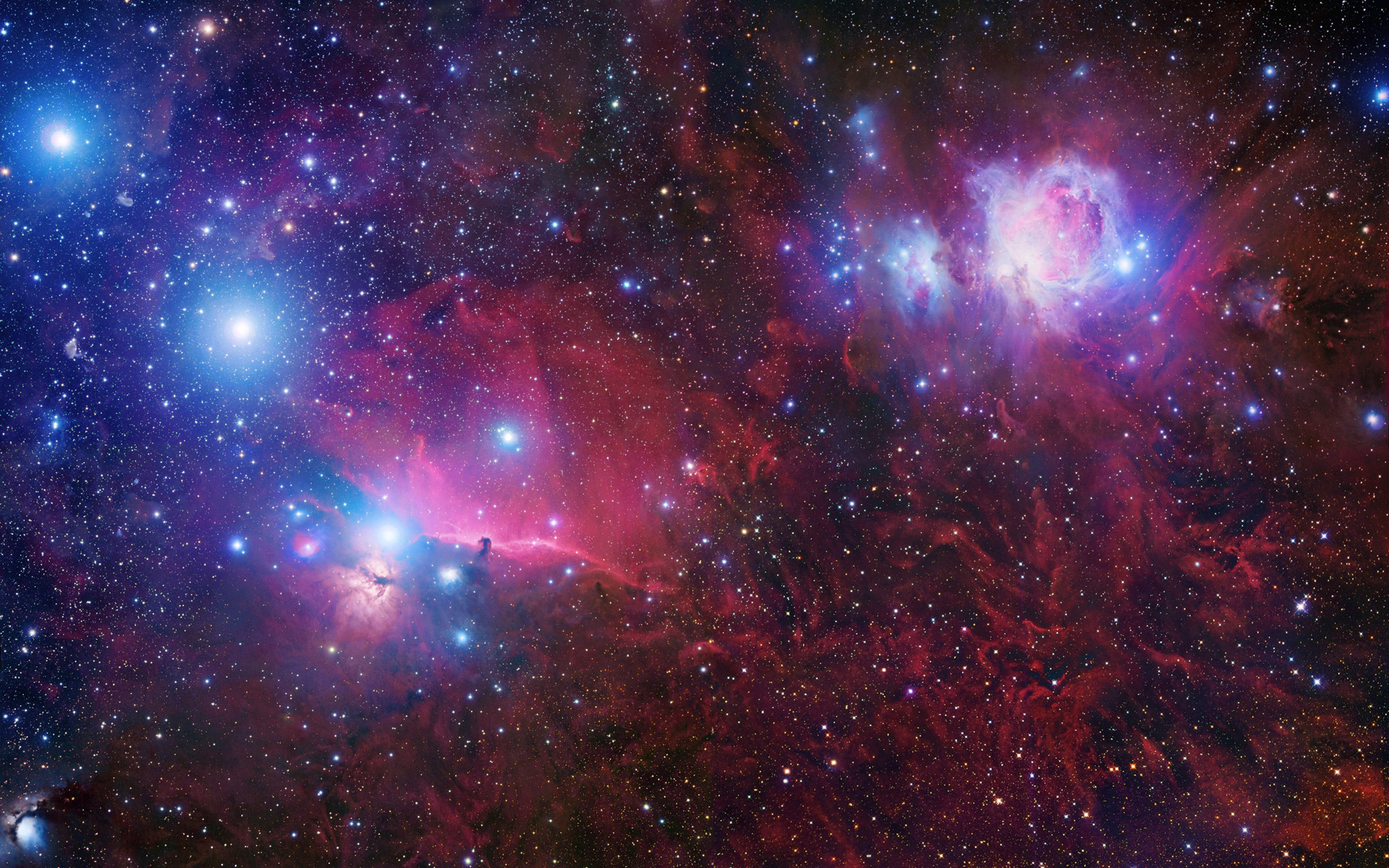 Res: 1920x1200, HD Galaxy Wallpaper shows beauty of space-18
