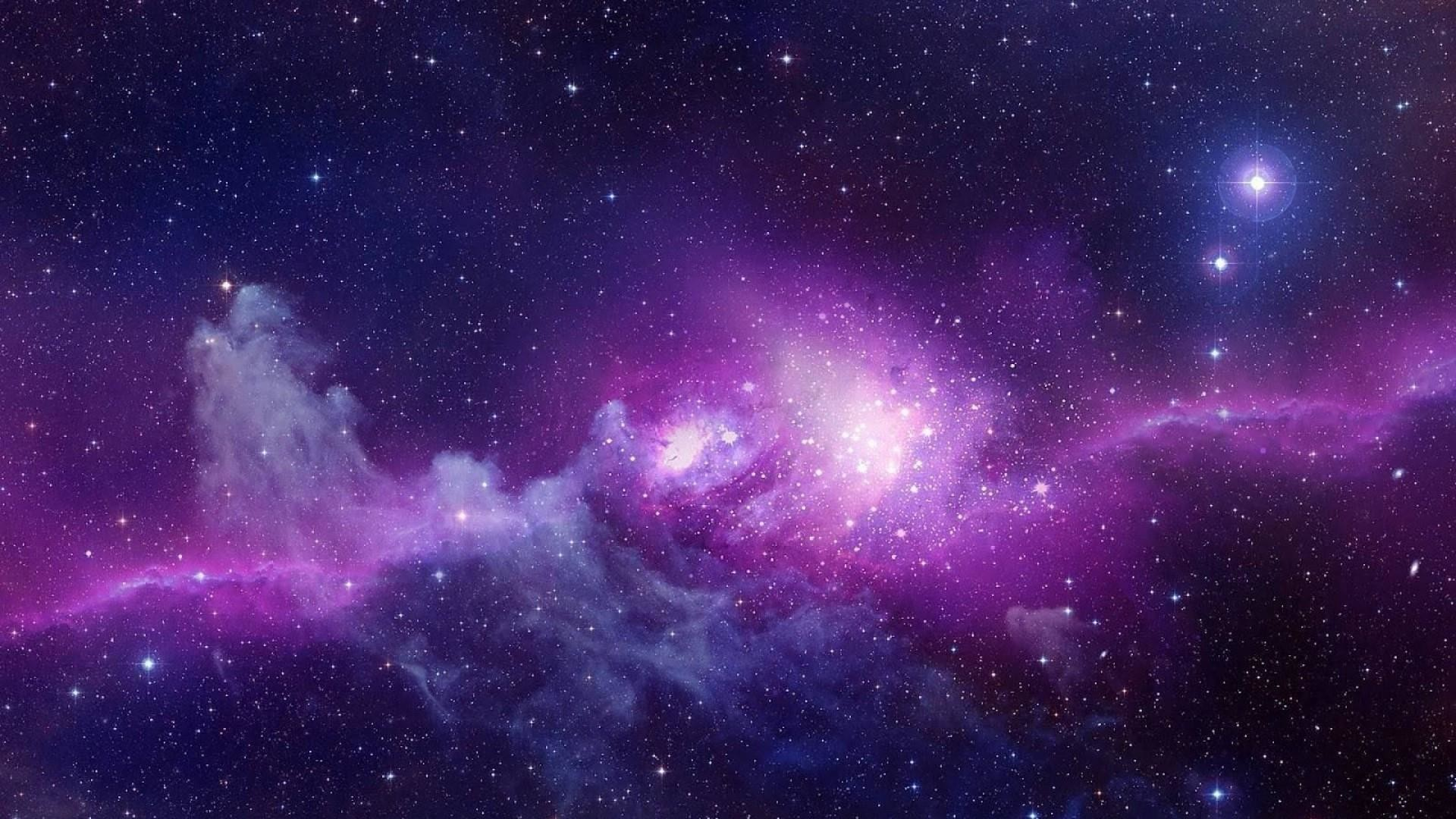 Res: 1920x1080, Purple Galaxy Wallpaper | Wallpaper Studio 10 | Tens of thousands HD .