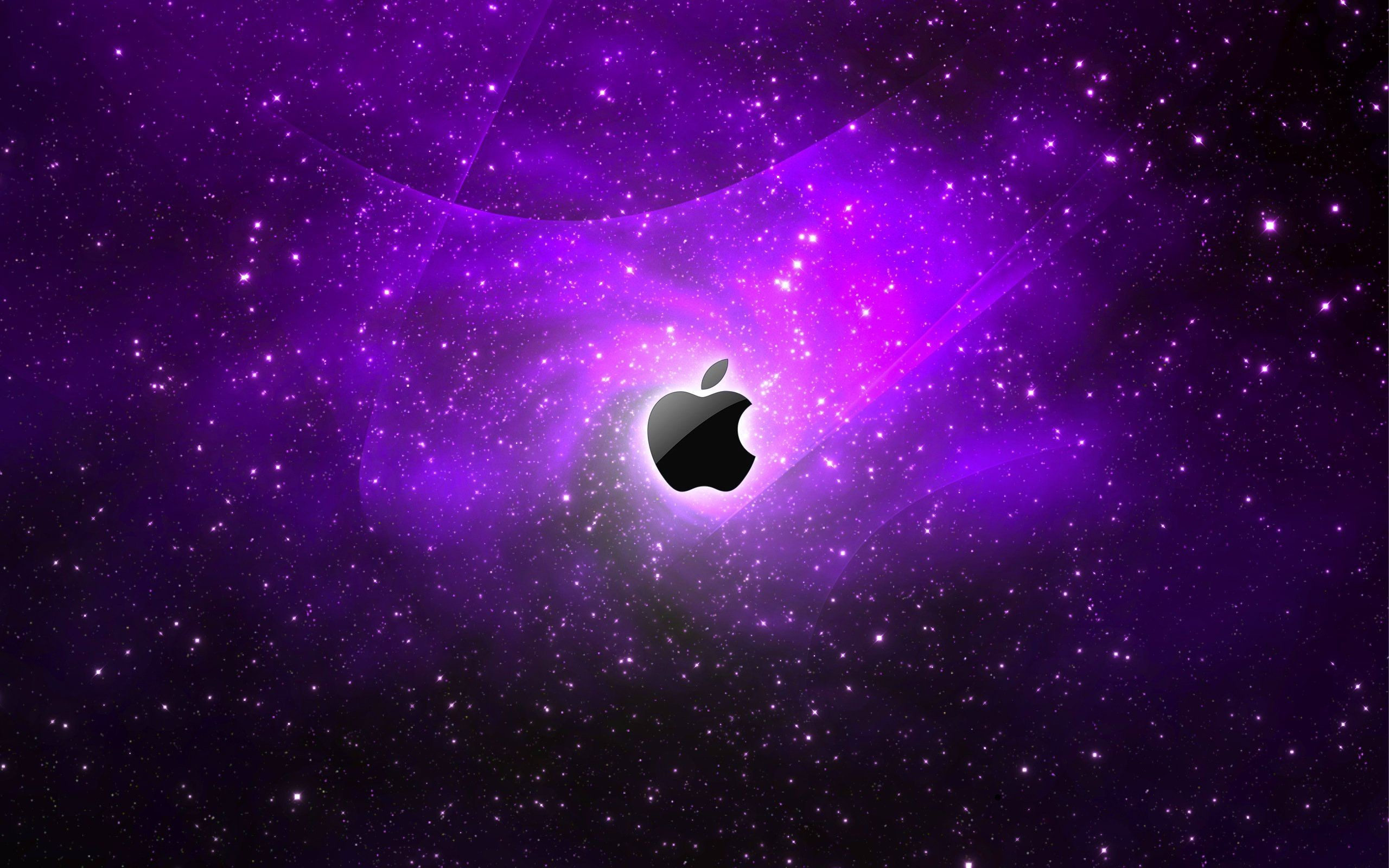 Res: 2560x1600, Purple Galaxy Wallpapers Photo