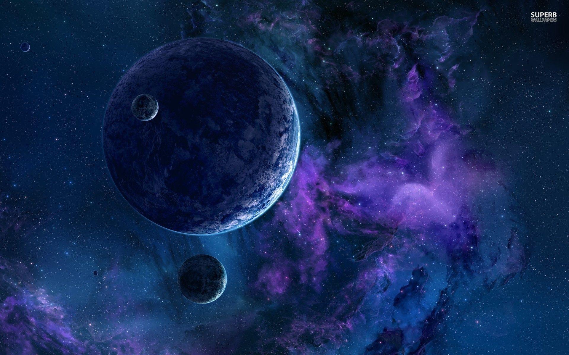 Res: 1920x1200, Purple Galaxy Wallpaper High Resolution