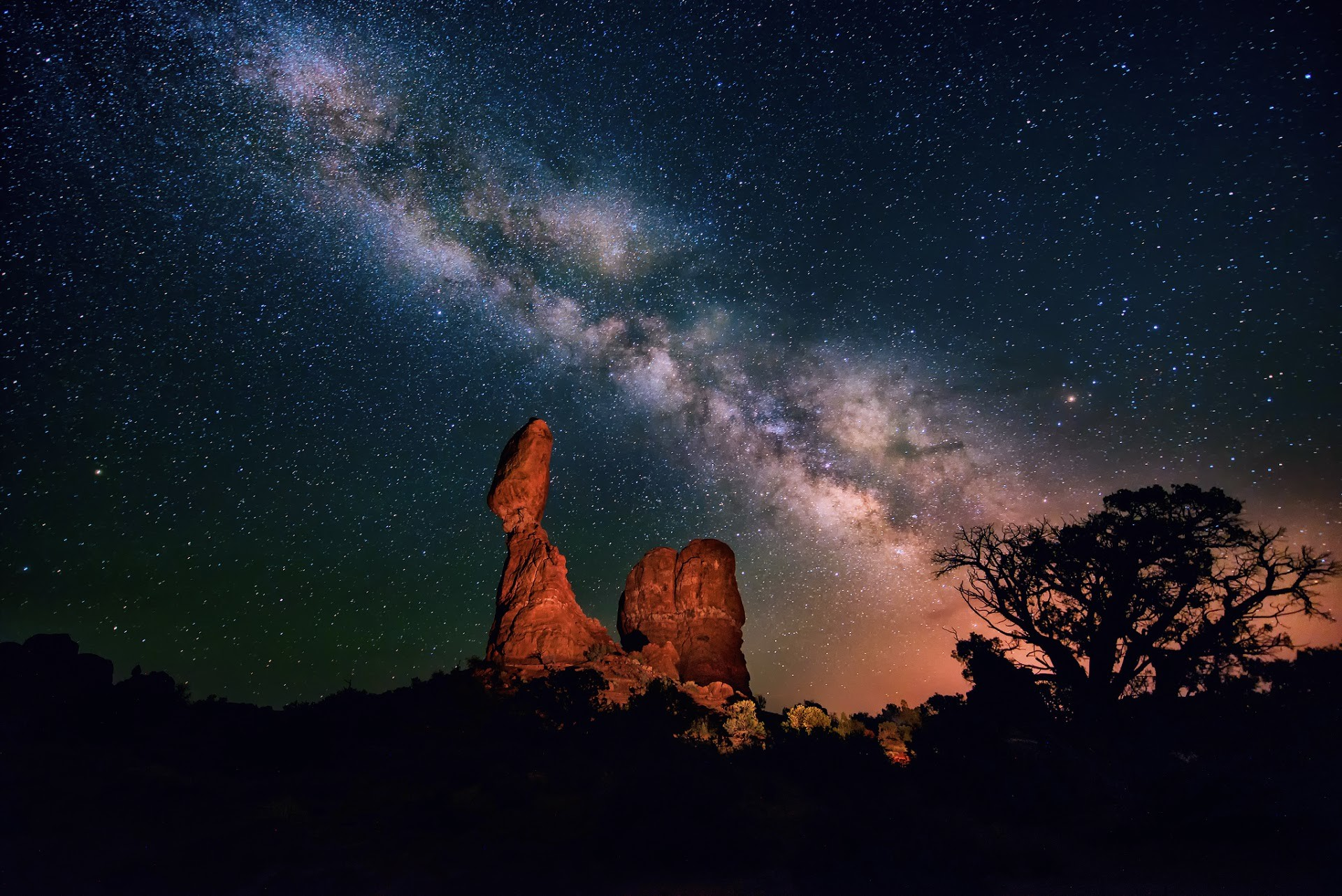 Res: 1920x1282, Cool Milky Way Galaxy Wallpaper HD 1901 Wallpaper