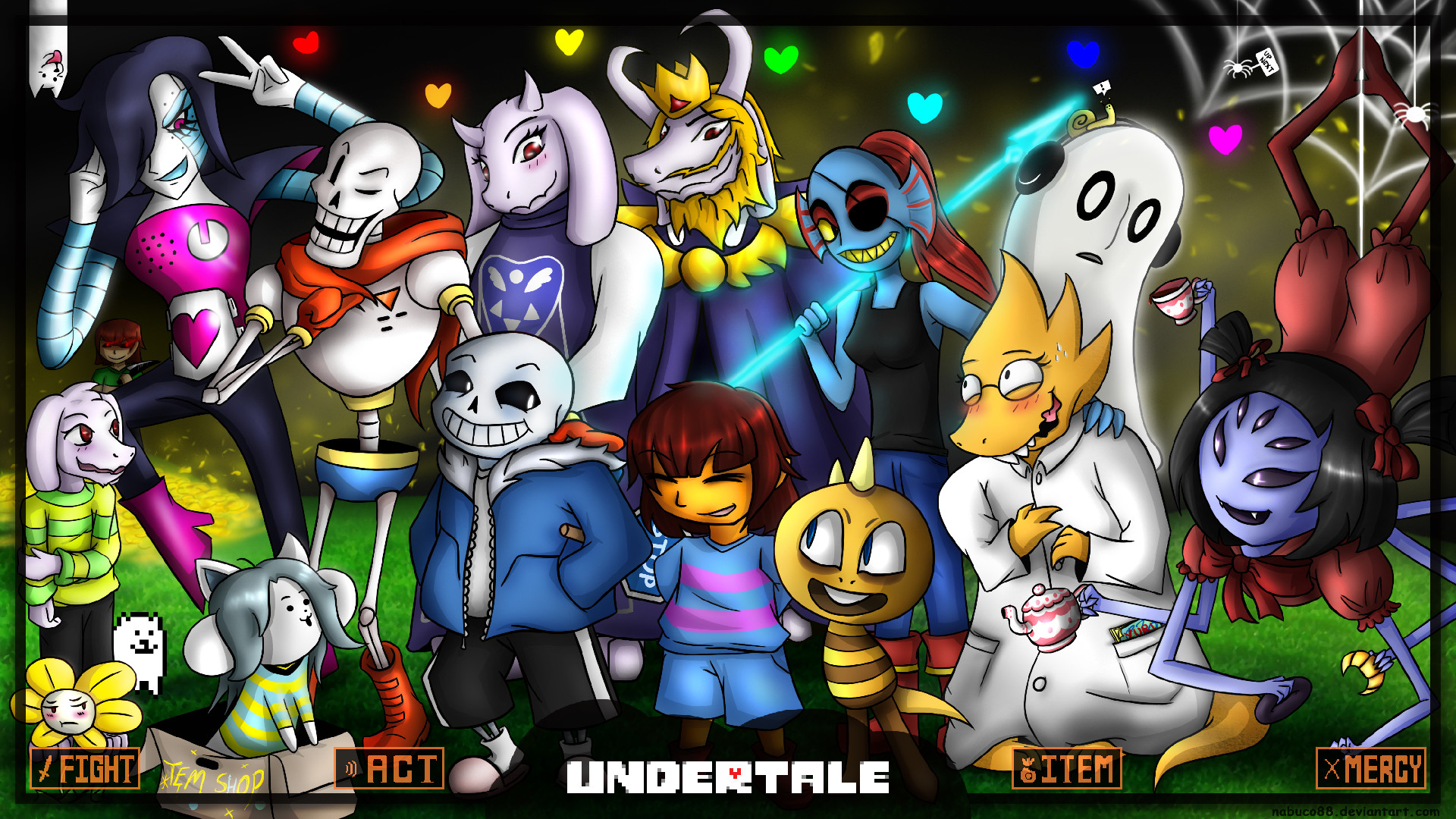 Res: 1920x1080, Free Awesome Undertale Asriel Images on your Ipad
