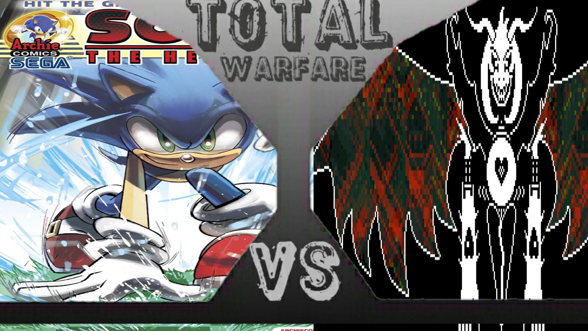 Res: 1920x1080, Archie vs Dreemurr